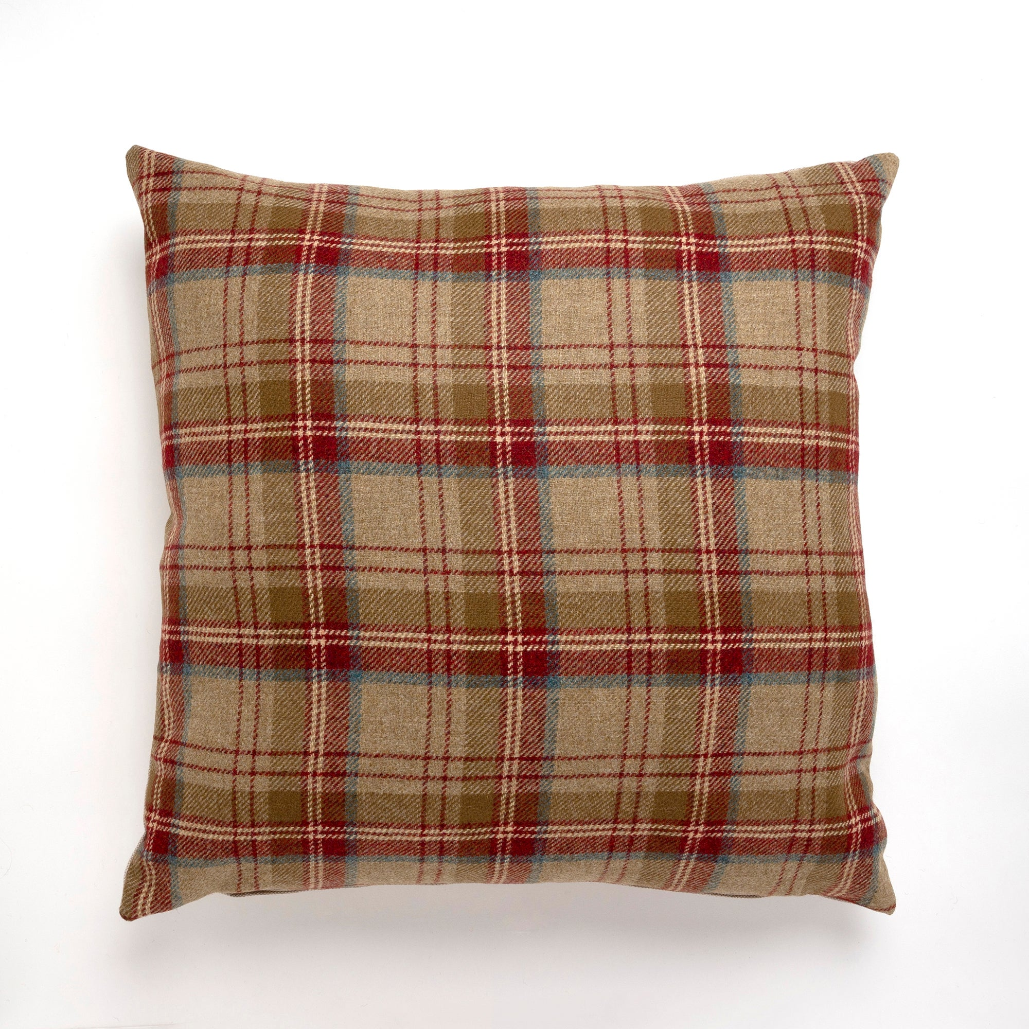 Tweed Square Cushion