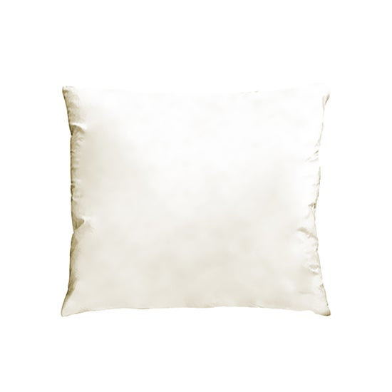 Ecru Duck Feather Filled Cushion Pad