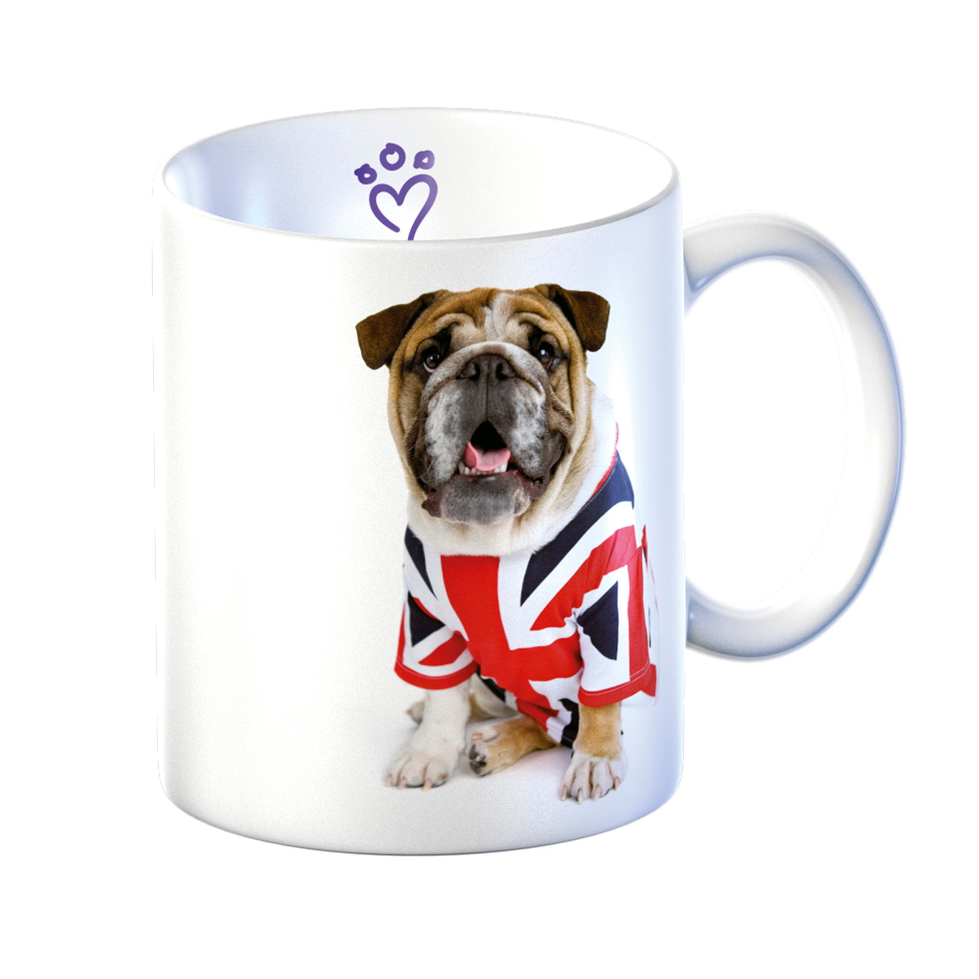 George Bulldog Mug