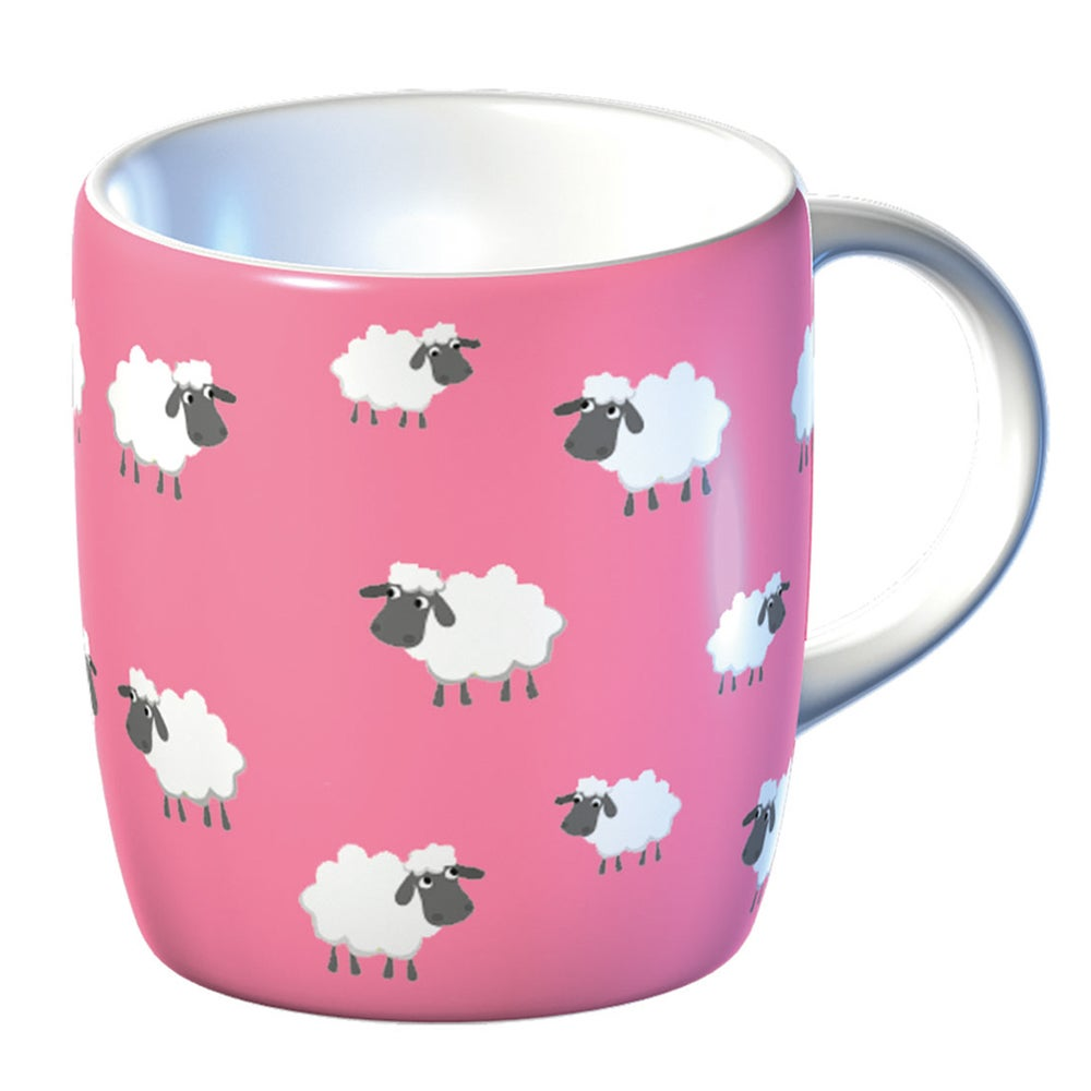 Kids Farm Sheep Mug