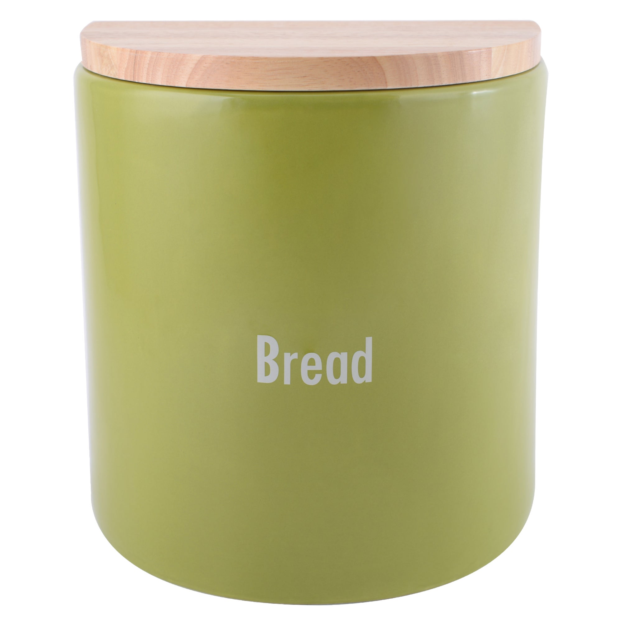 Modern Country Leaf Collection Bread Bin