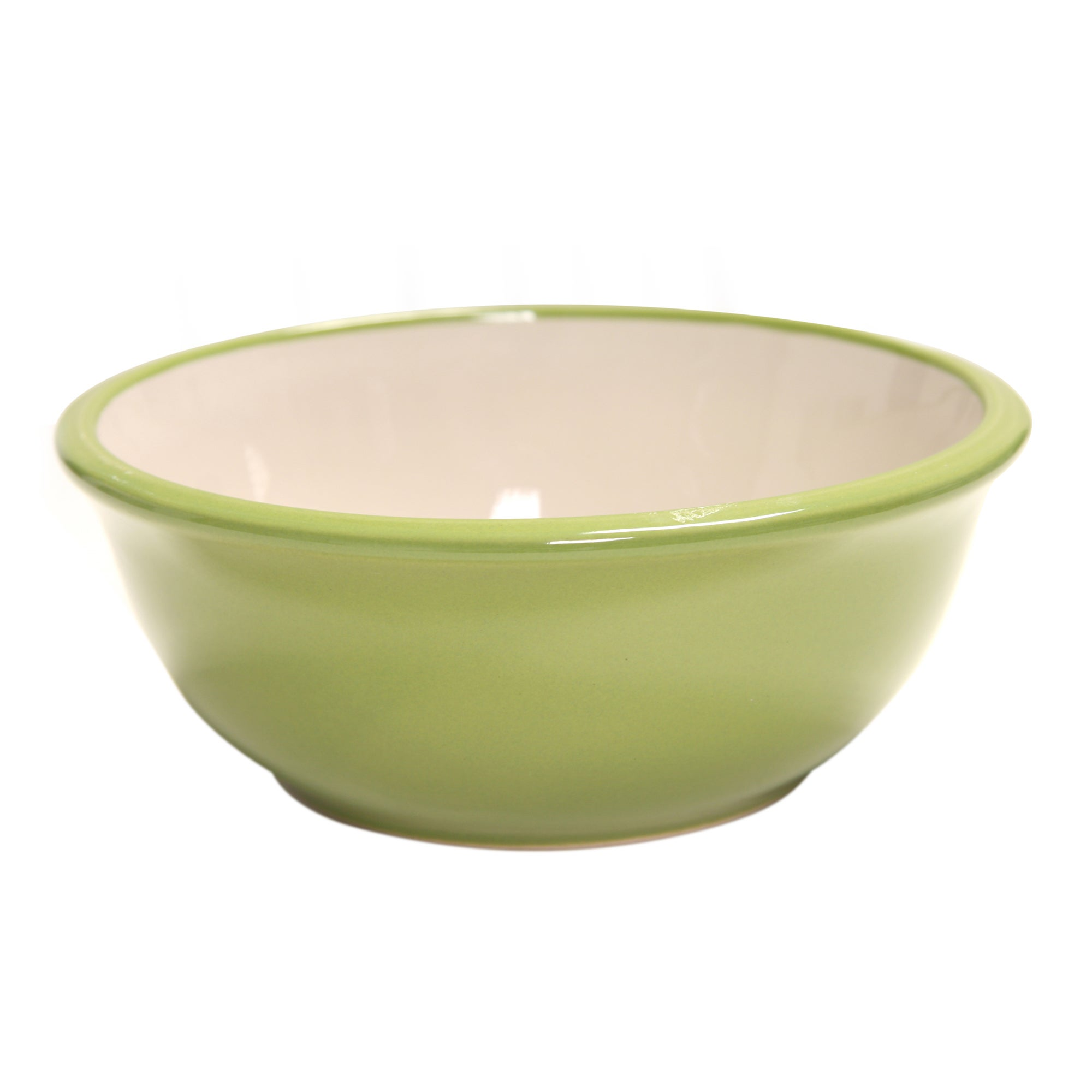 Modern Country Collection Wide Rim Bowl