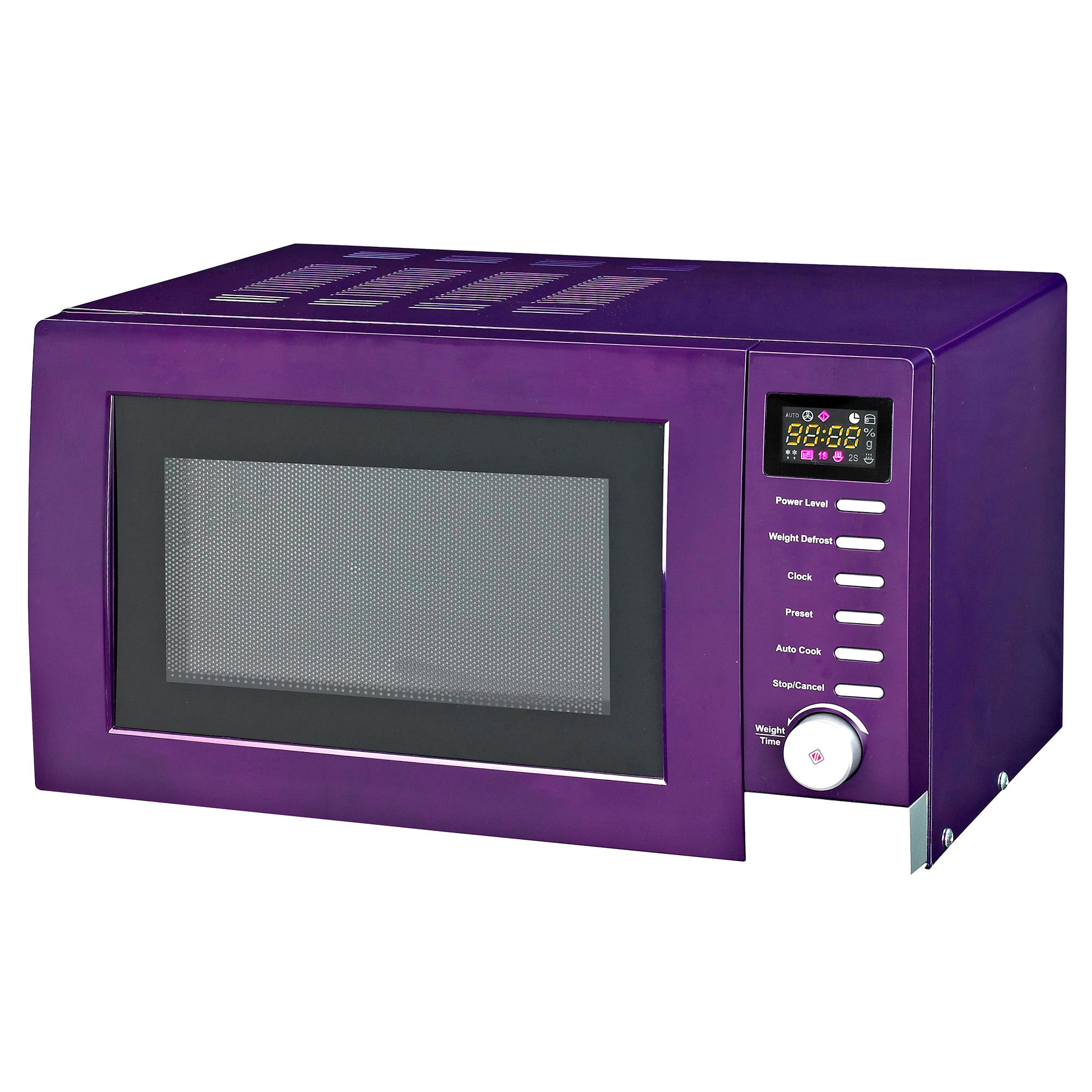 Spectrum Purple Digital Microwave