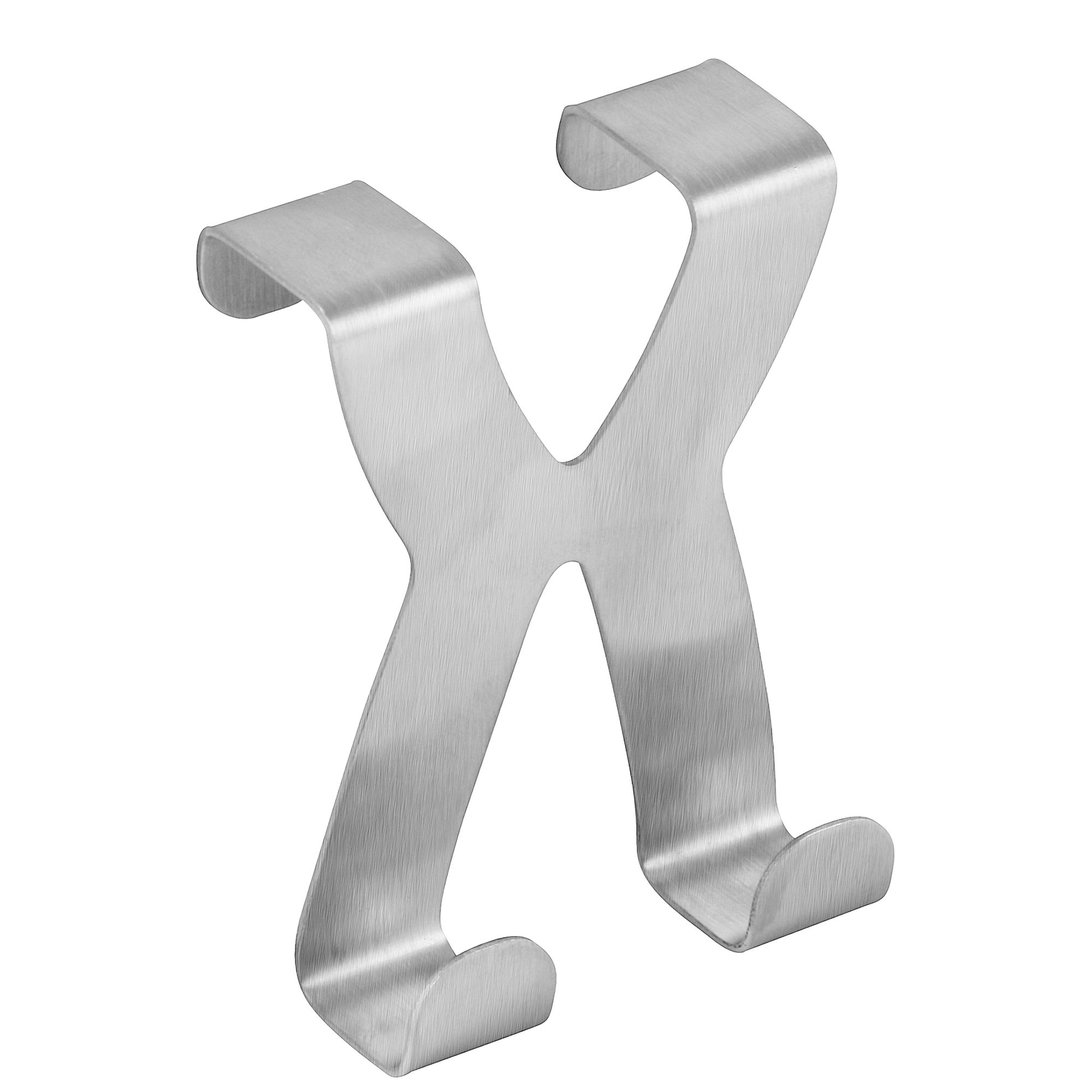 Stainless Steel Cross Door Hook