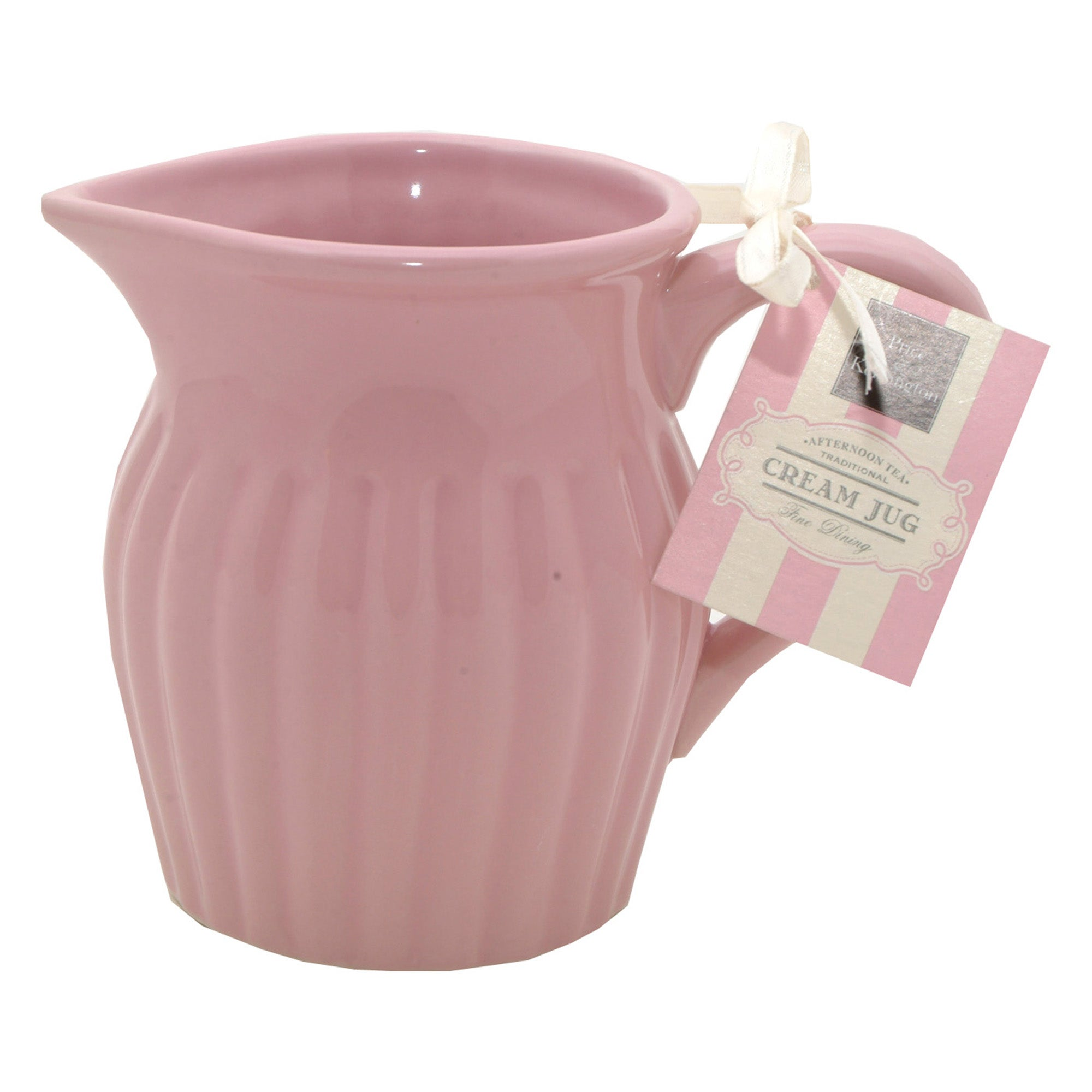 Rayware Pink Afternoon Tea Collection Creamer
