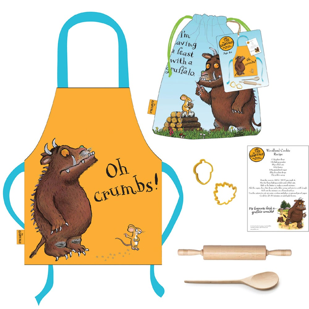 Kids The Gruffalo Baking Set