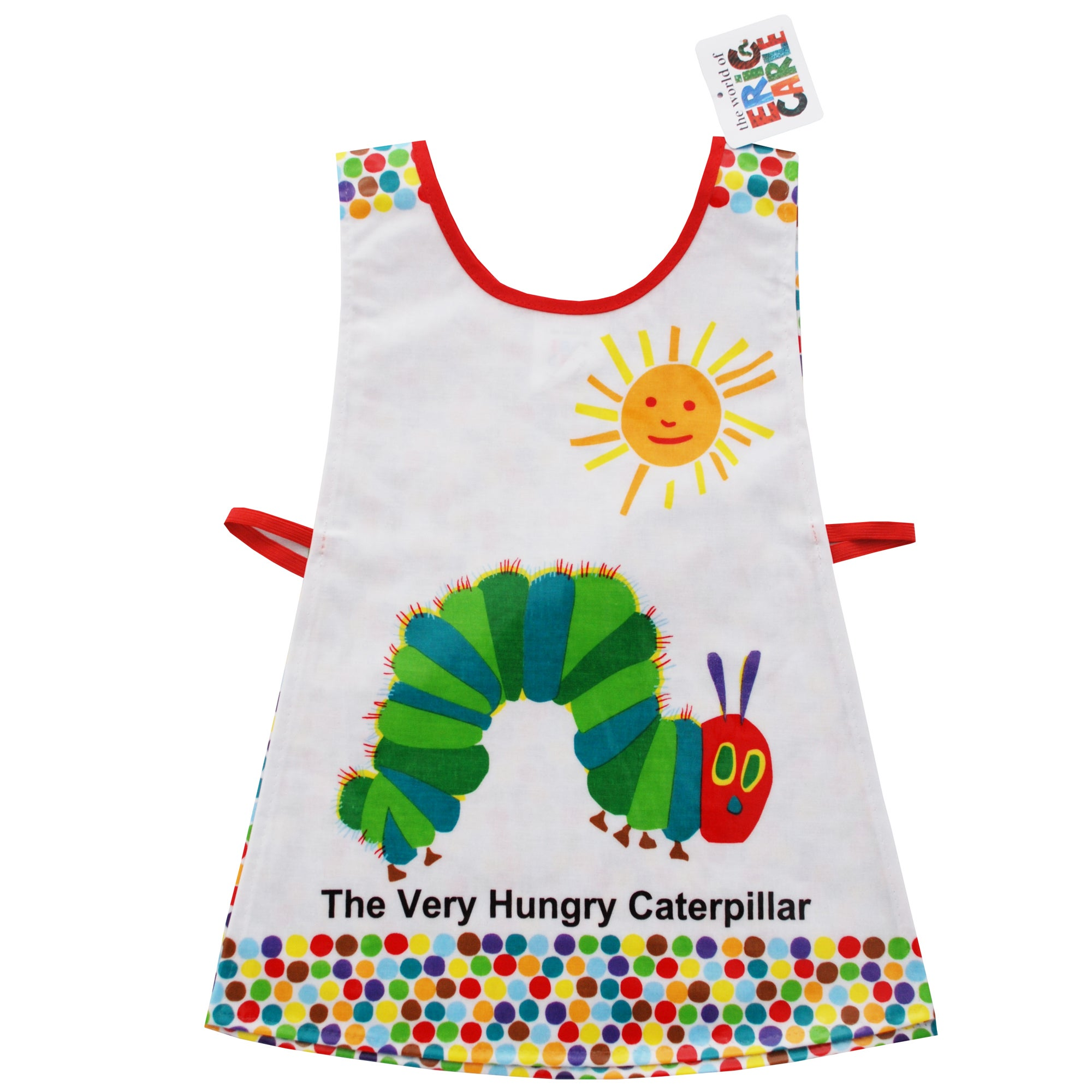 Kids The Very Hungry Caterpillar Tabard
