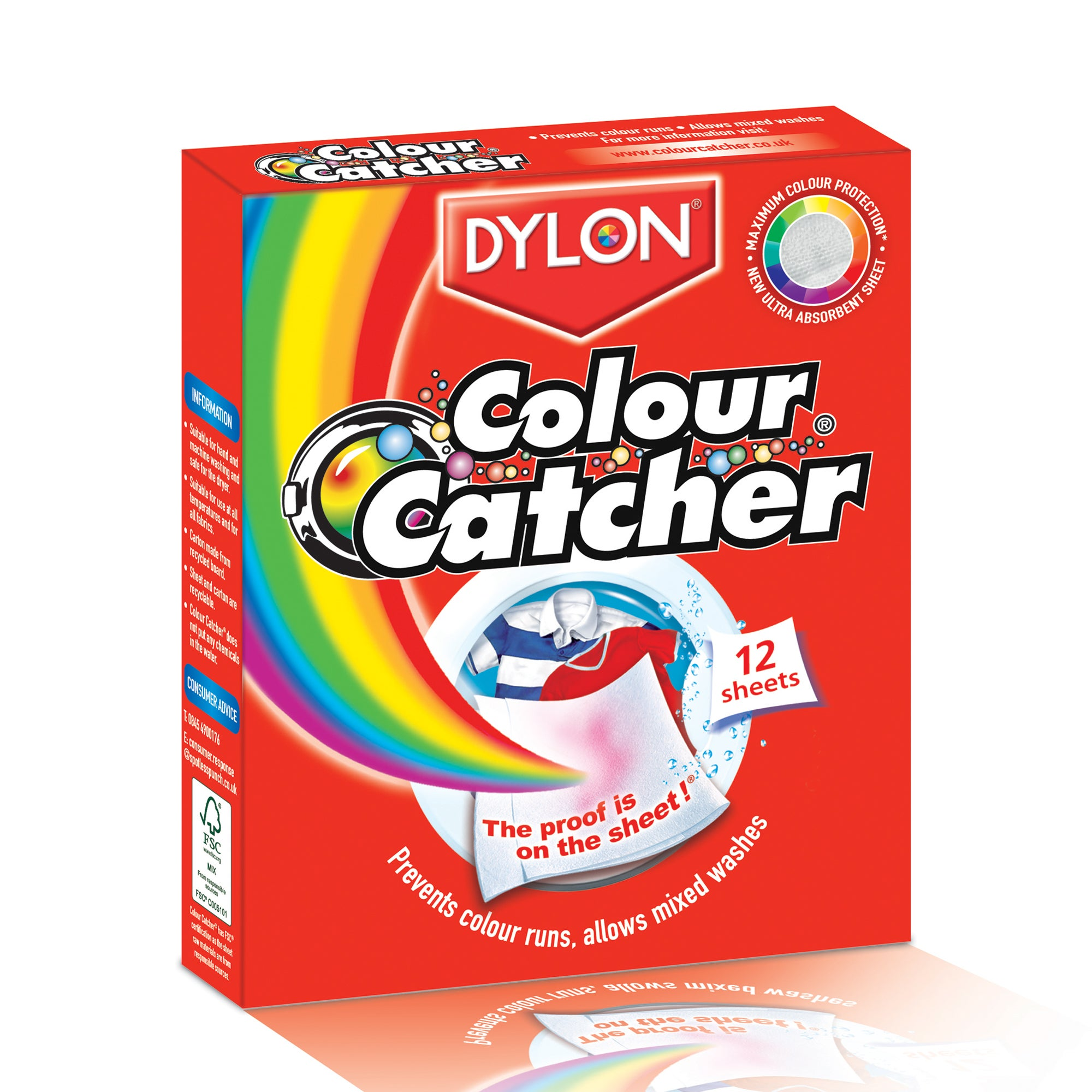 Dylon Colour Catcher