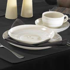 Black Madeira Collection Napkins