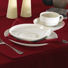 Cranberry Madeira Collection Napkins