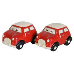 Car Salt & Pepper Pots