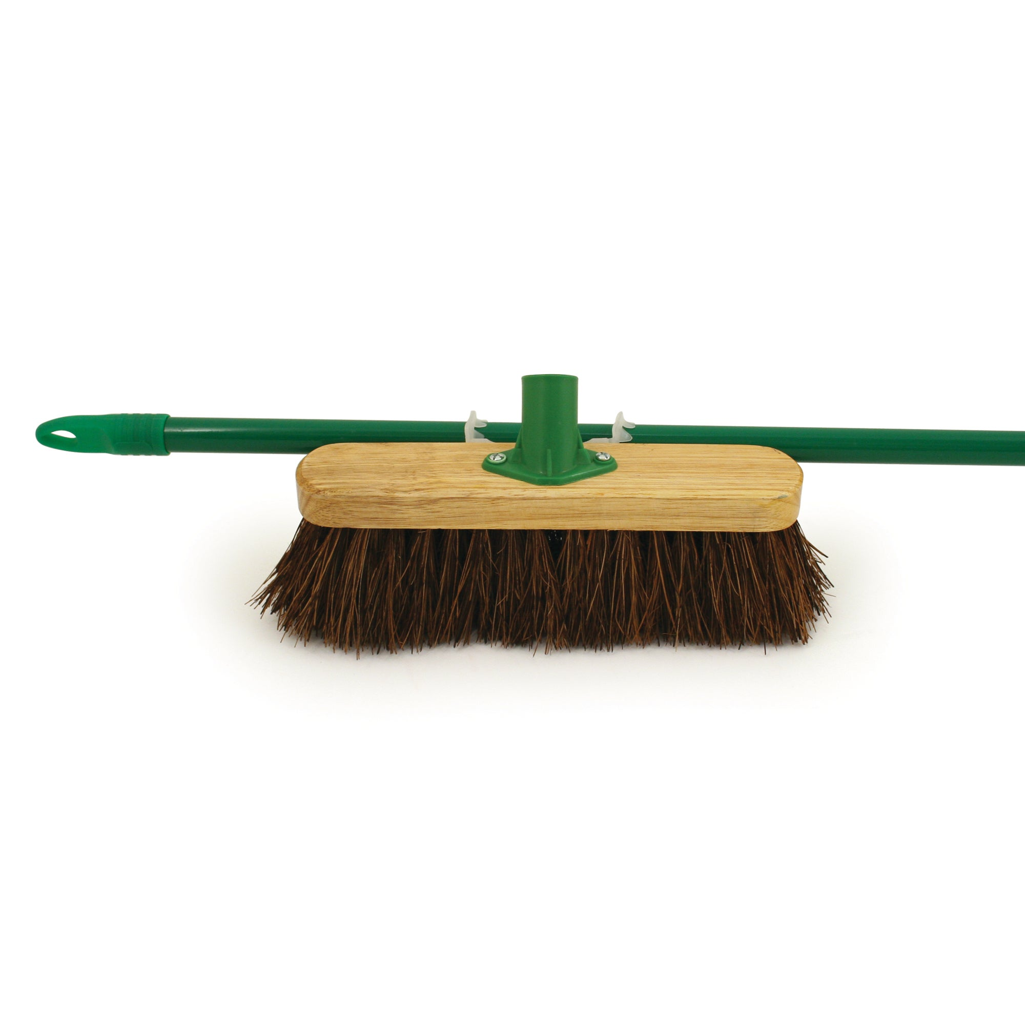 Varnished Bassine Broom