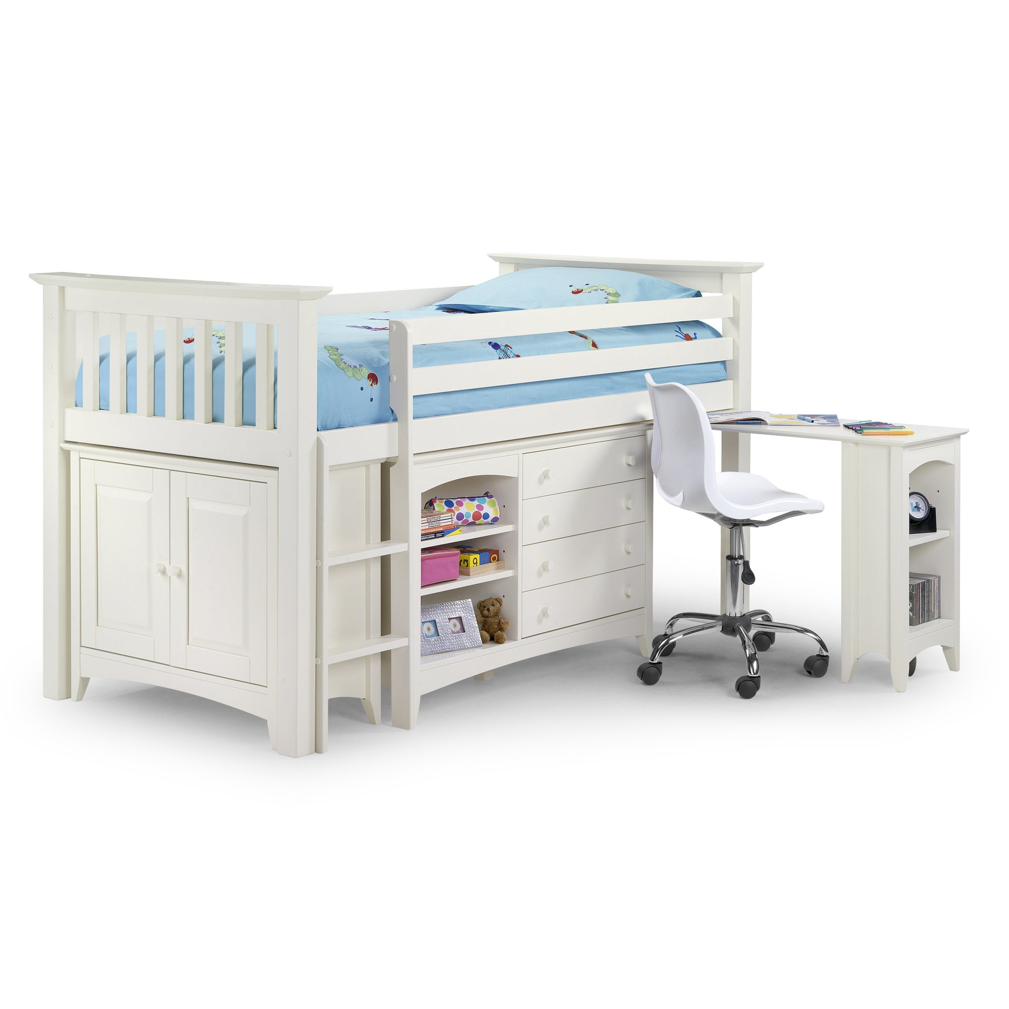 Kids White Orlando Sleepstation