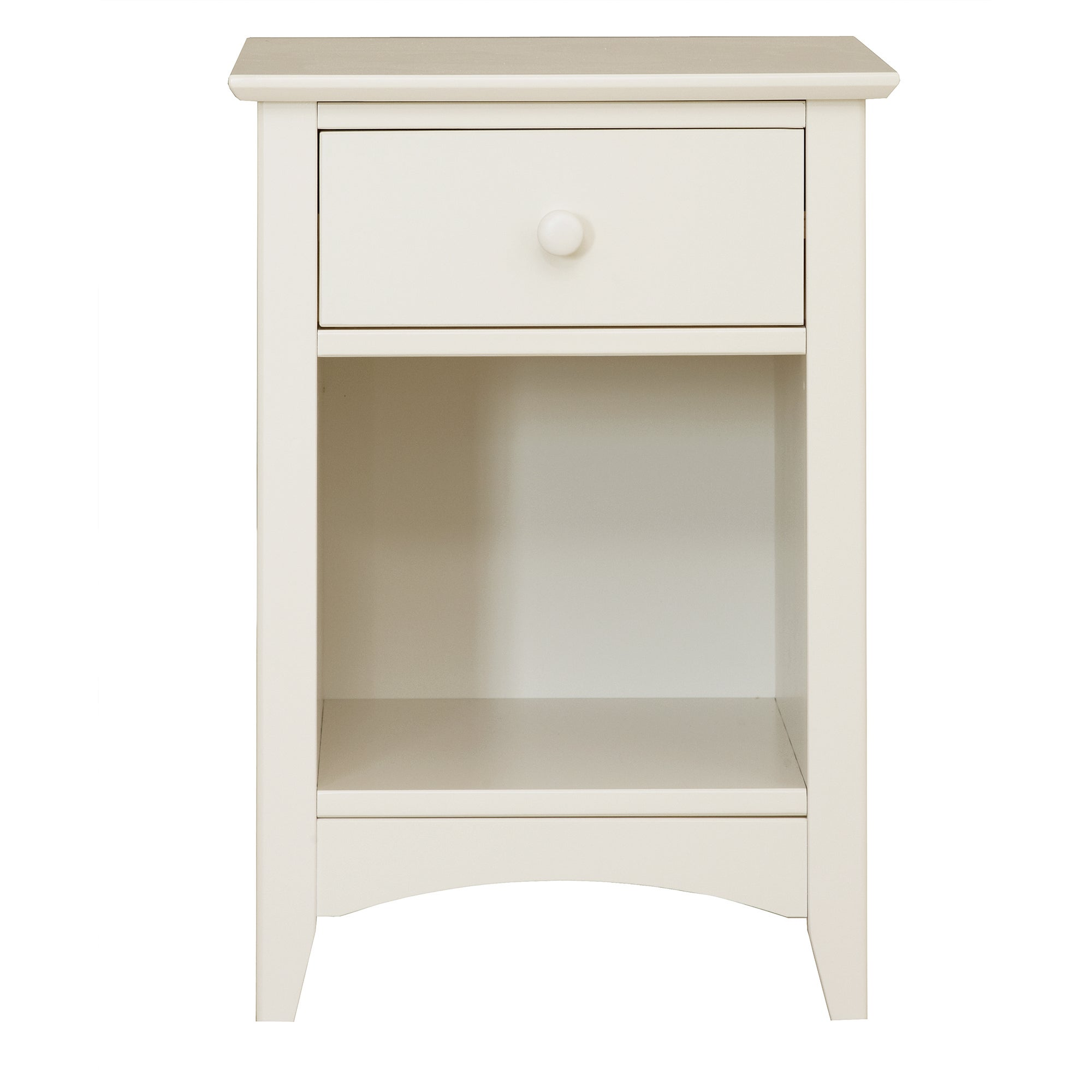Windsor White Collection Bedside Unit