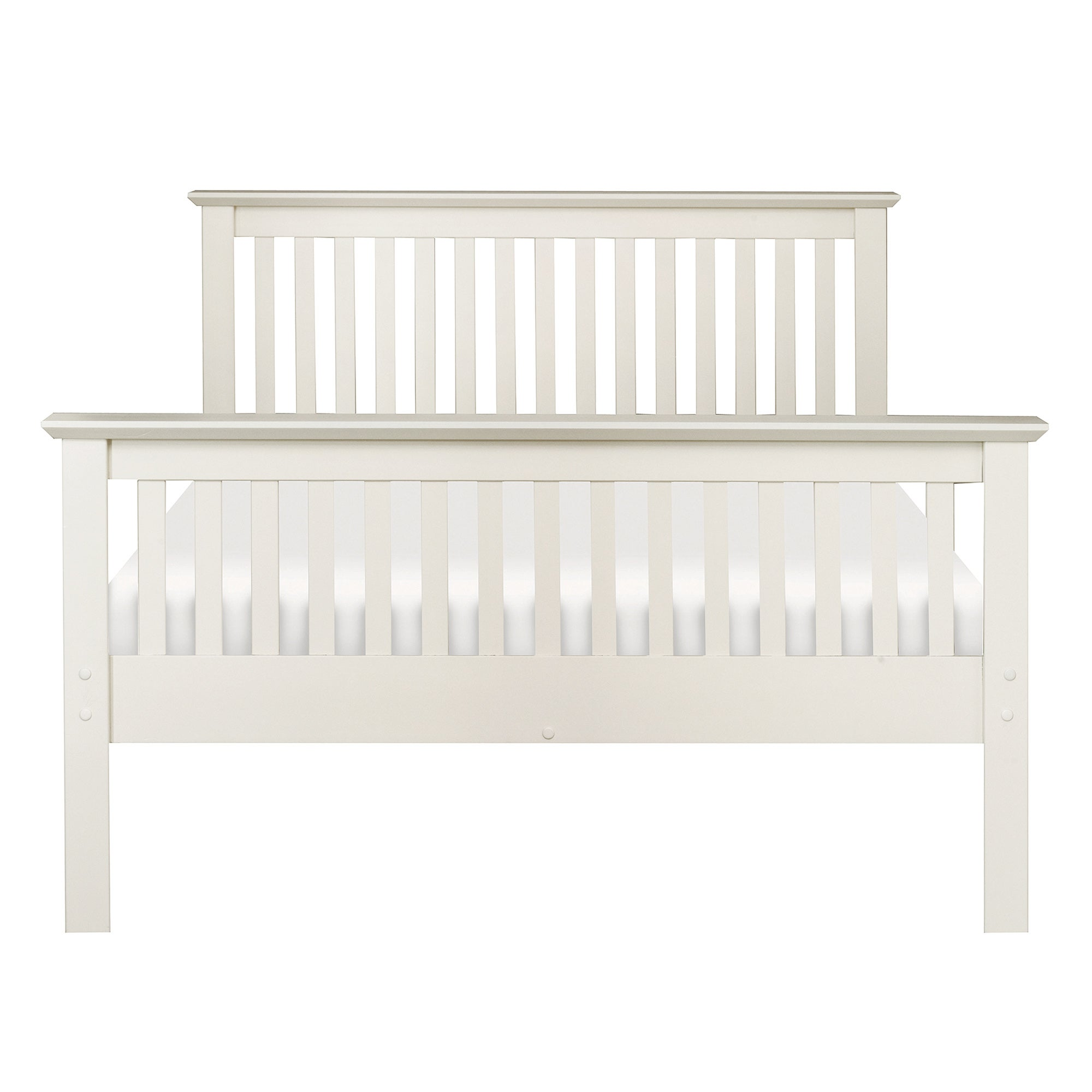 Windsor White Bedstead