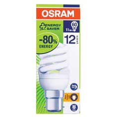 Osram Dulux 11 Watt Energy Saver Micro Twist Bulb