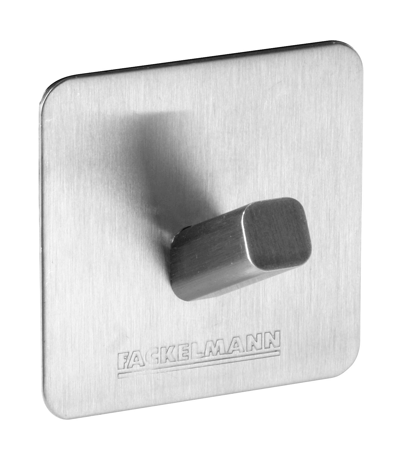 Stainless Steel Square Adhesive Storage Hook