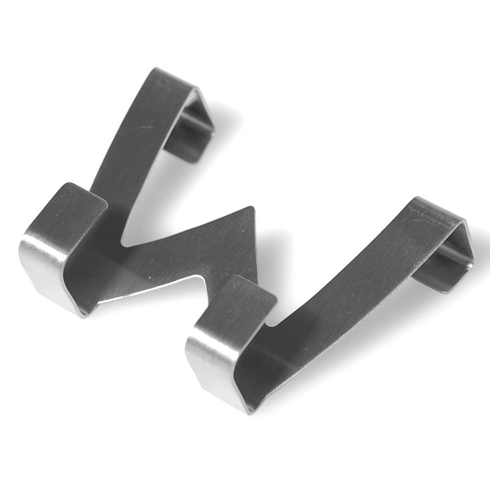 Stainless Steel Zig Zag Overdoor Hook