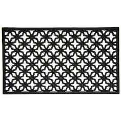 Mosaic Rubber Doormat