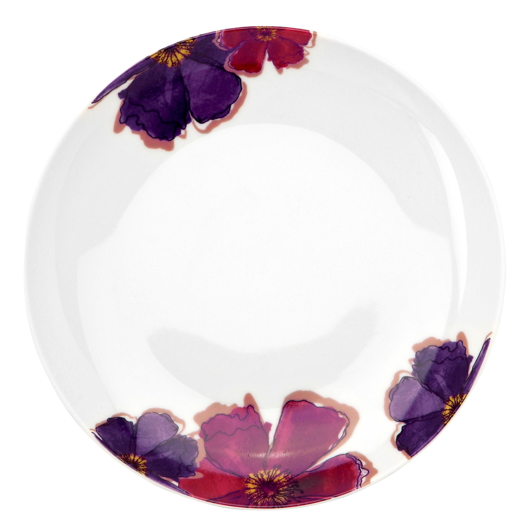 Mulberry Flower Collection Dinner Plate