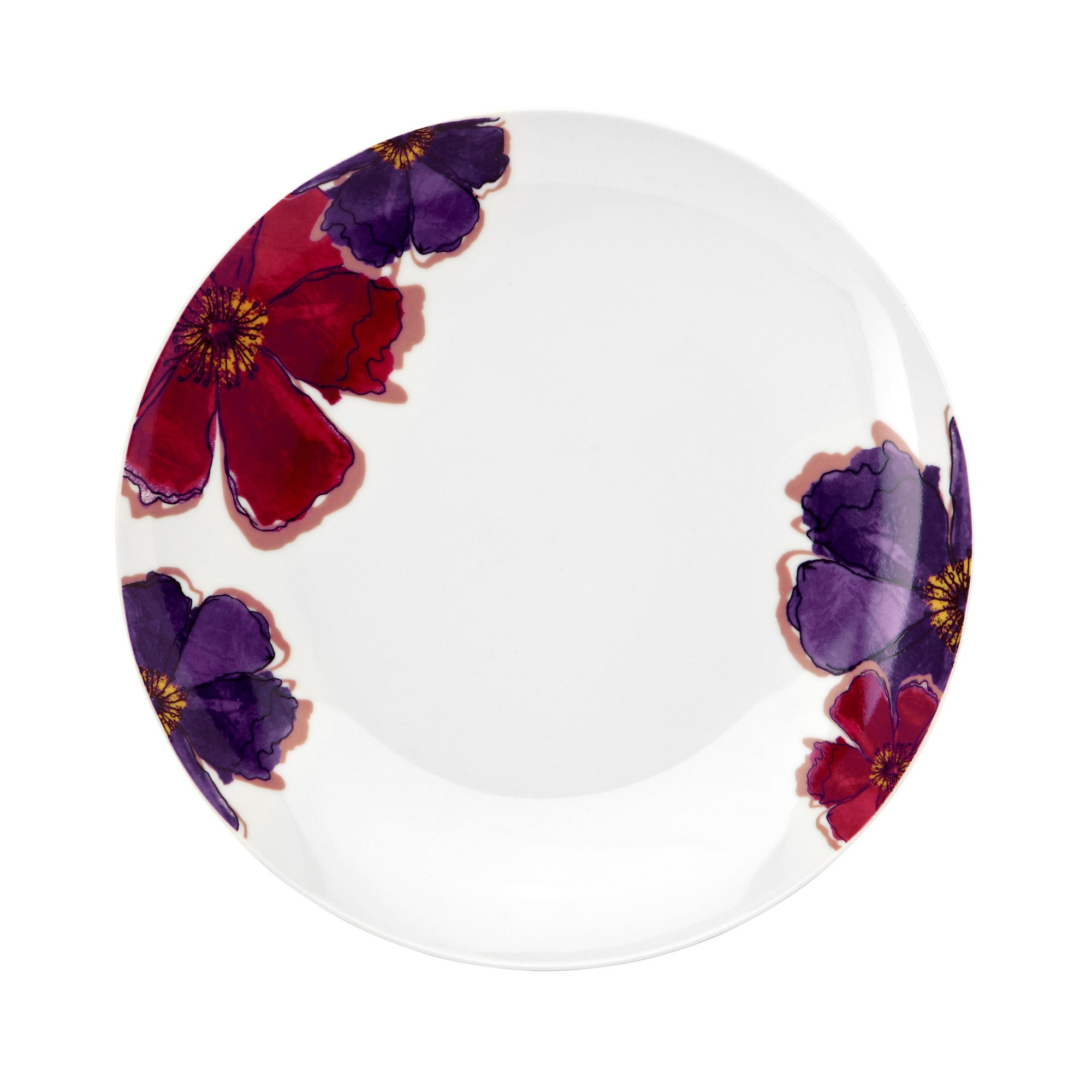 Mulberry Flower Collection Side Plate