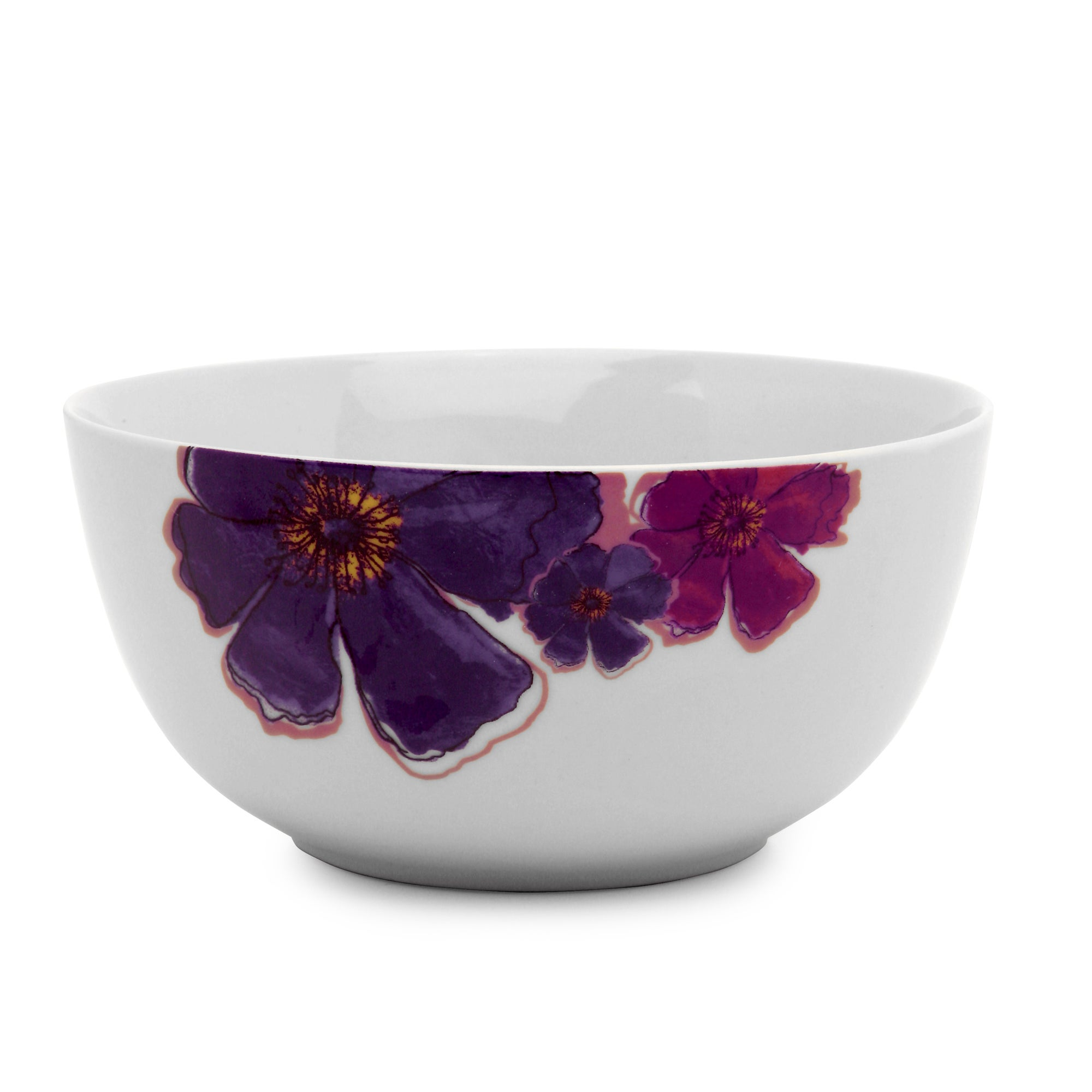 Mulberry Flower Collection Bowl