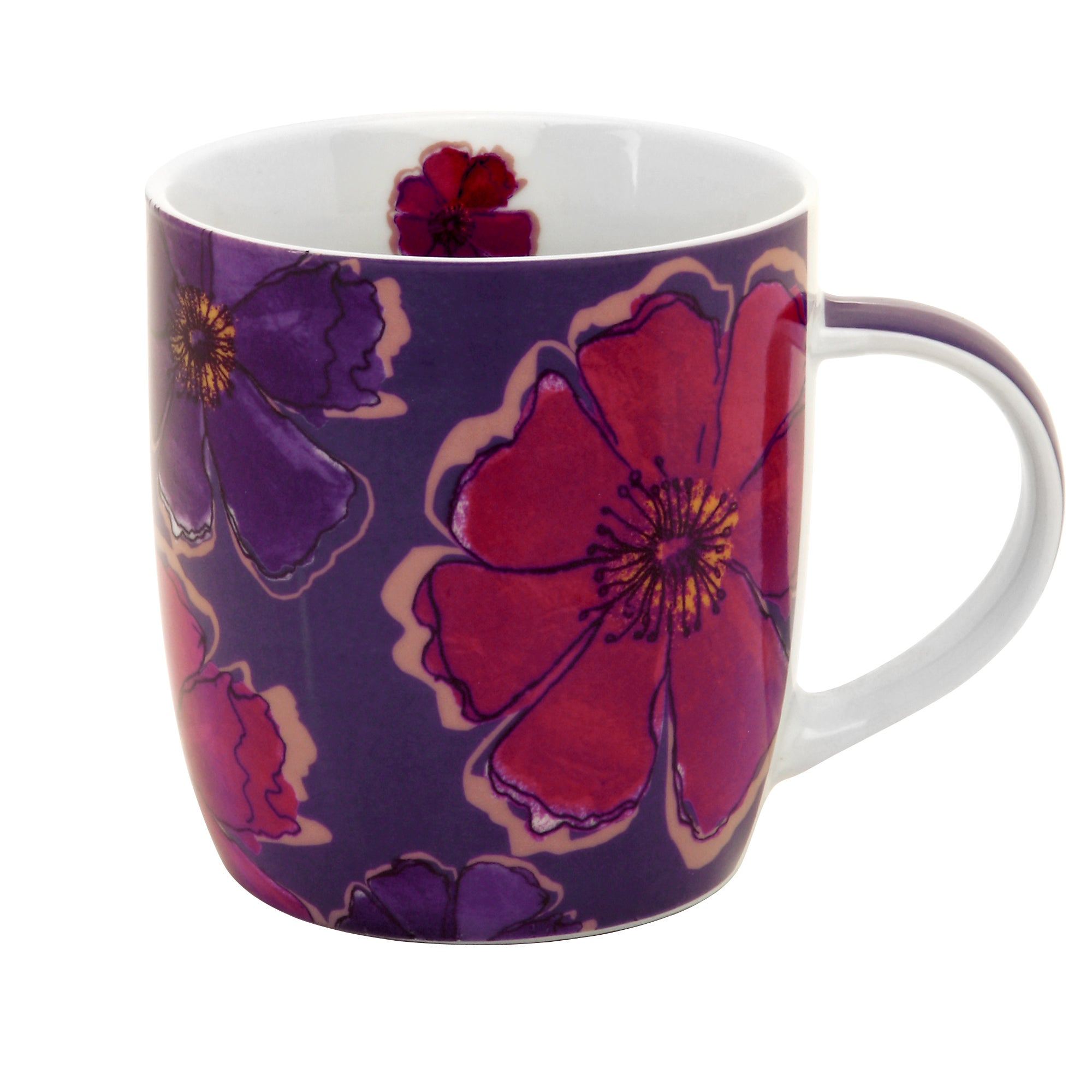 Mulberry Flower Collection Mug