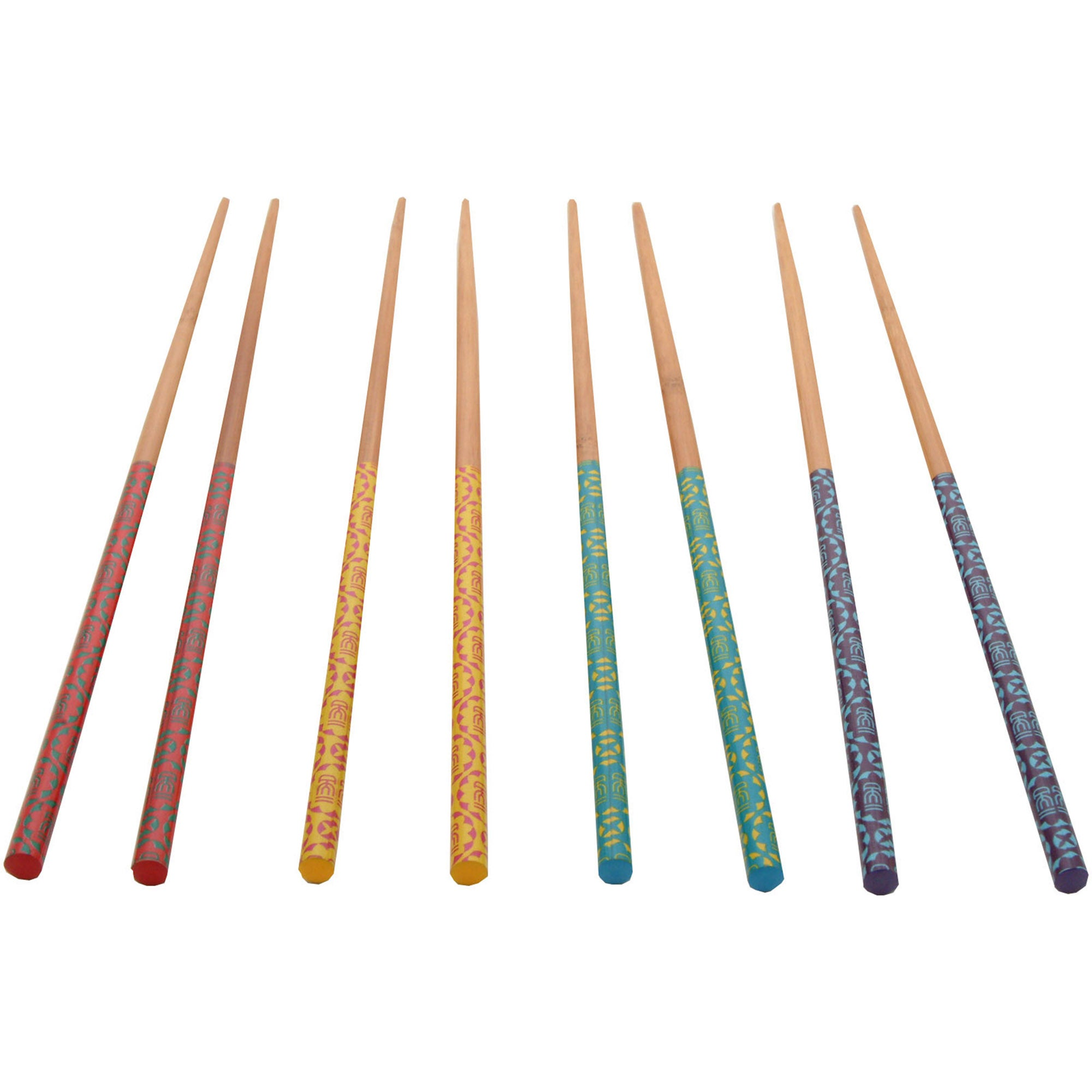 Ching He Huang Collection Pack of 4 Bamboo Chopsticks