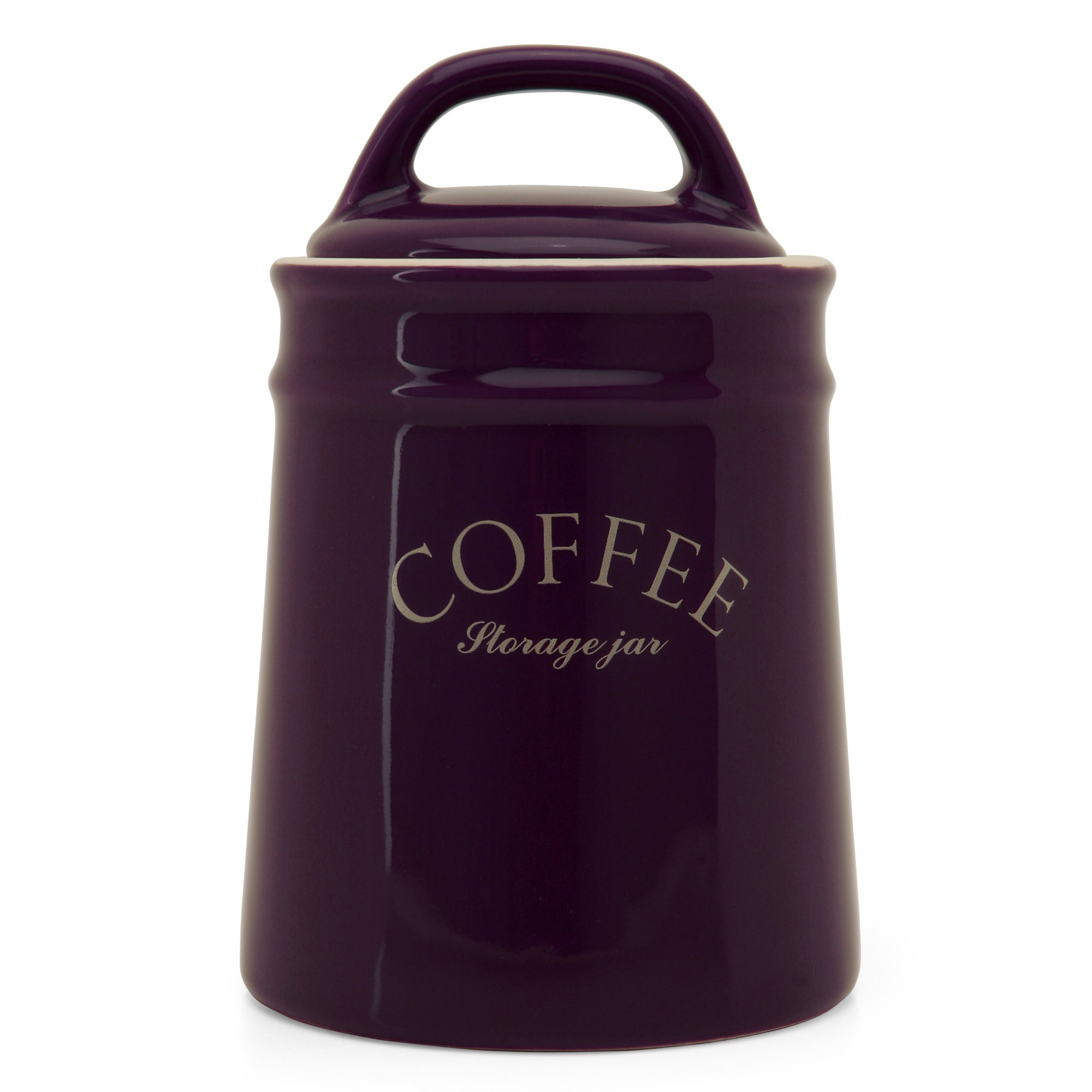 Mulberry Flower Collection Coffee Canister