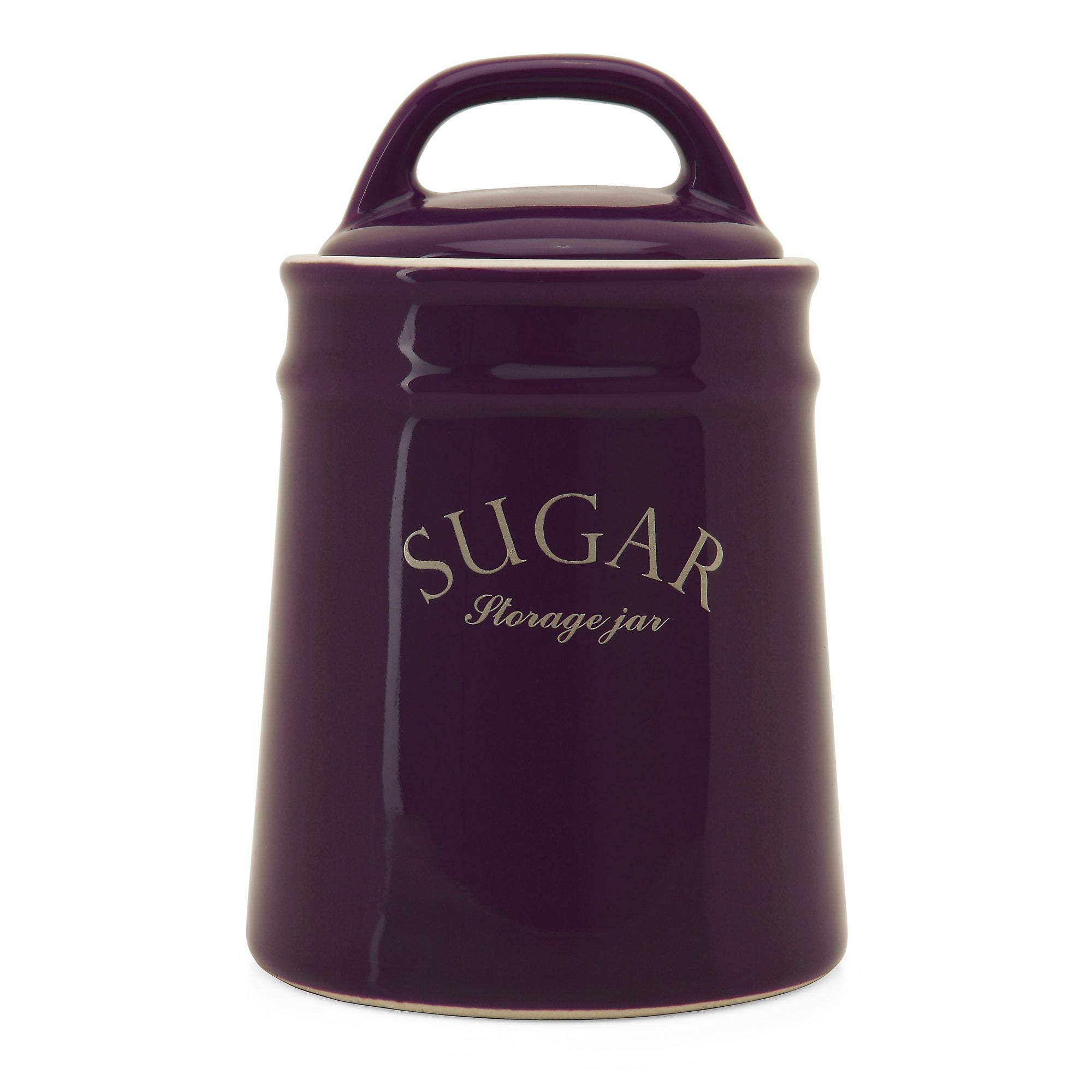 Mulberry Flower Collection Sugar Canister