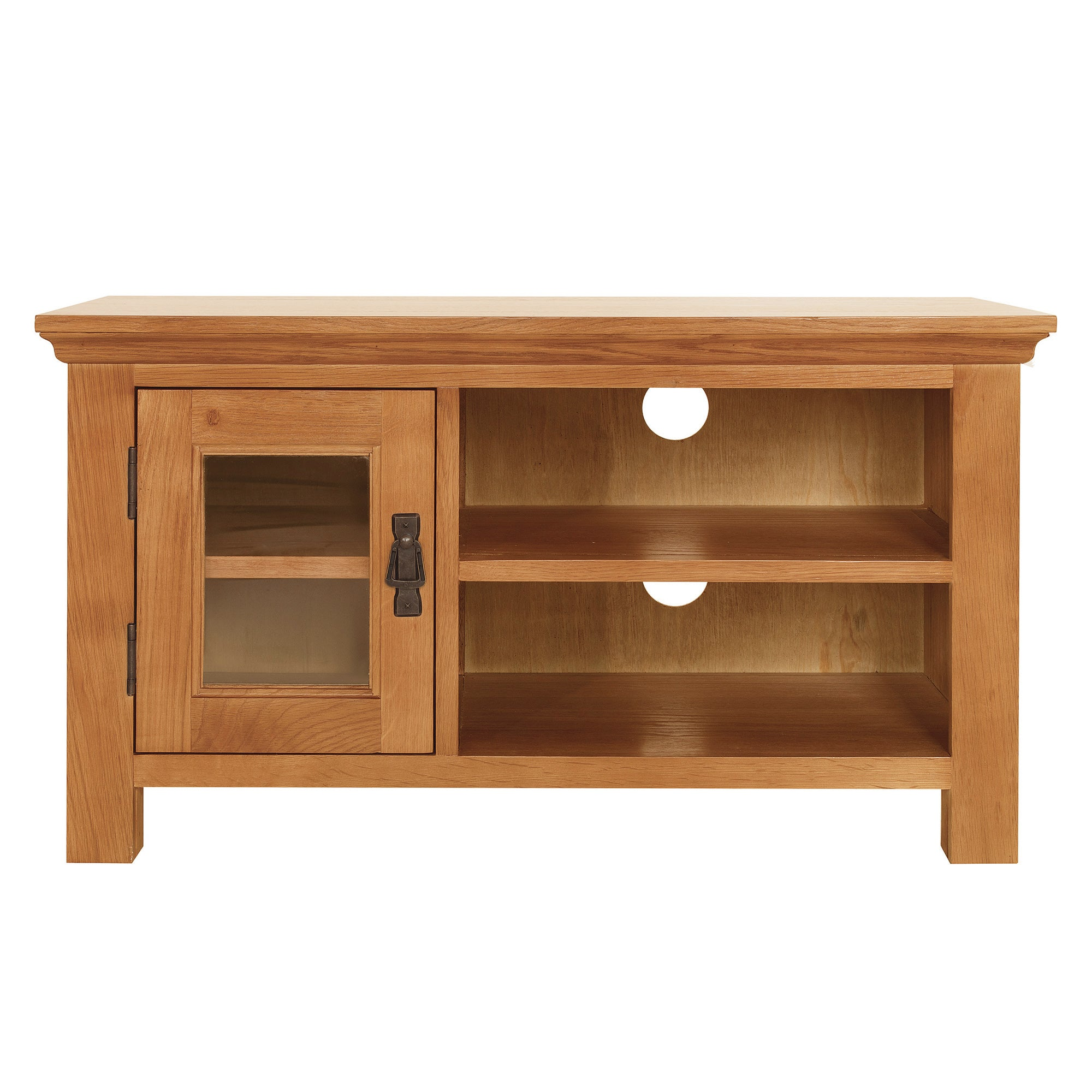 Dorchester Oak TV Unit