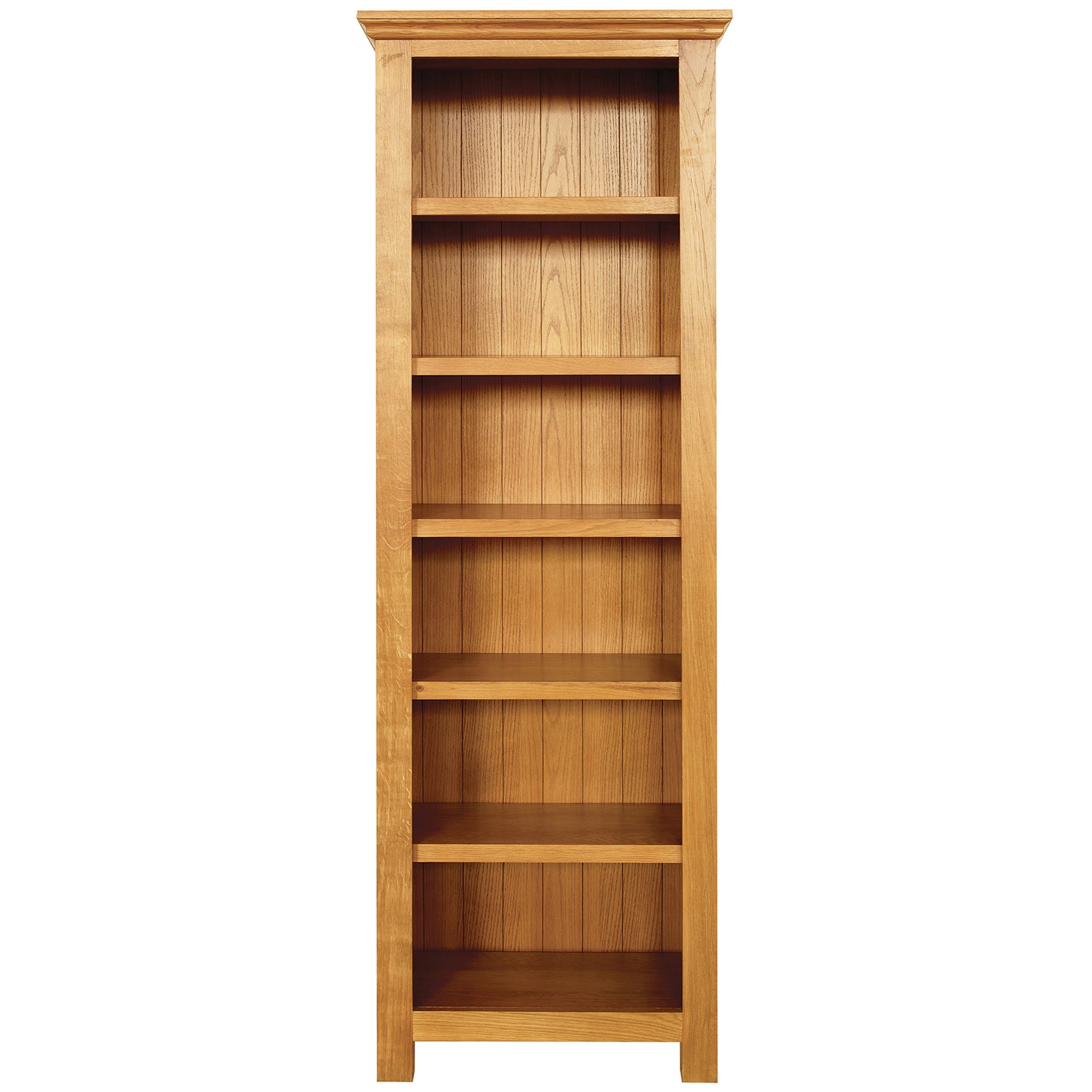 Dorchester Oak Bookcase