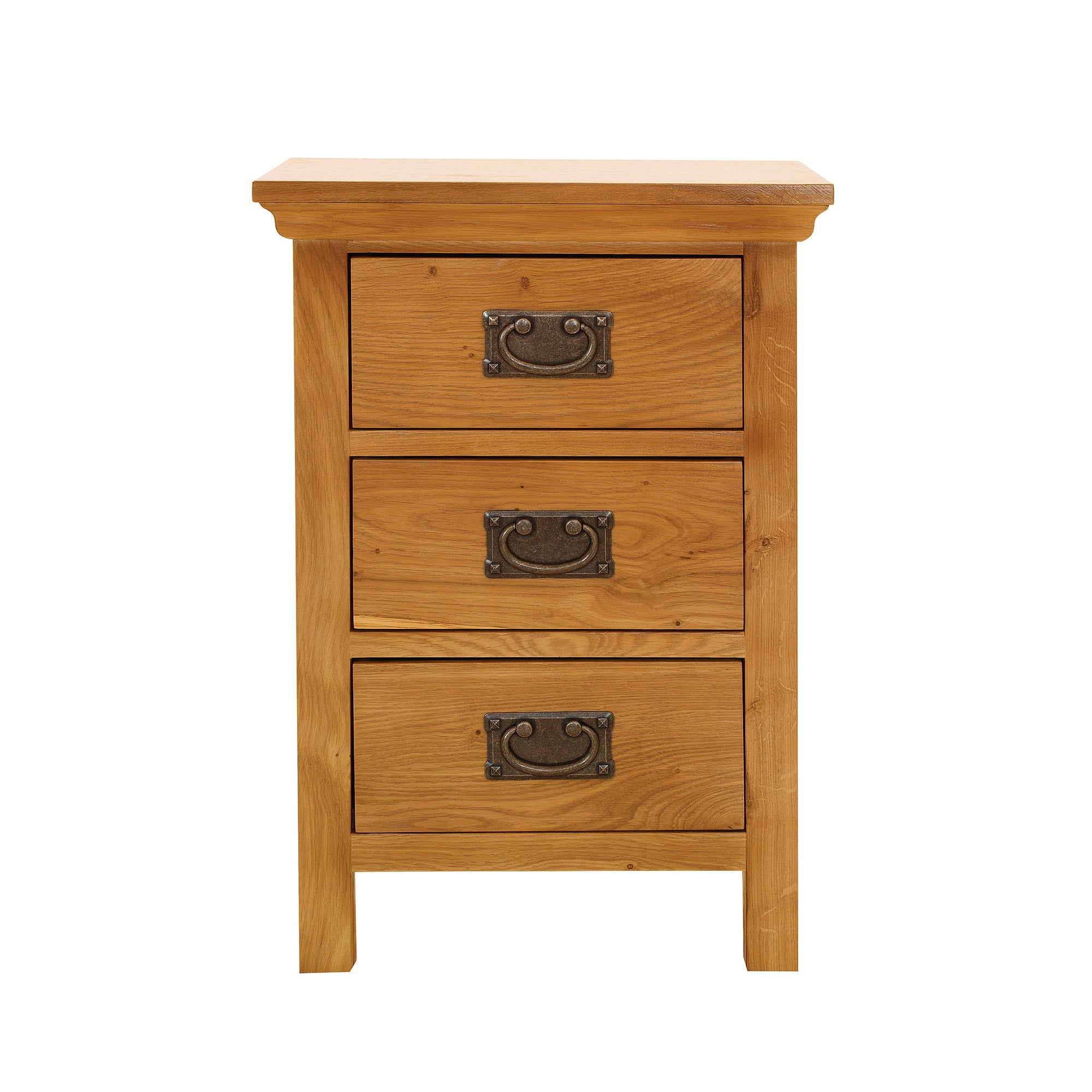 Dorchester Oak Bedside Unit