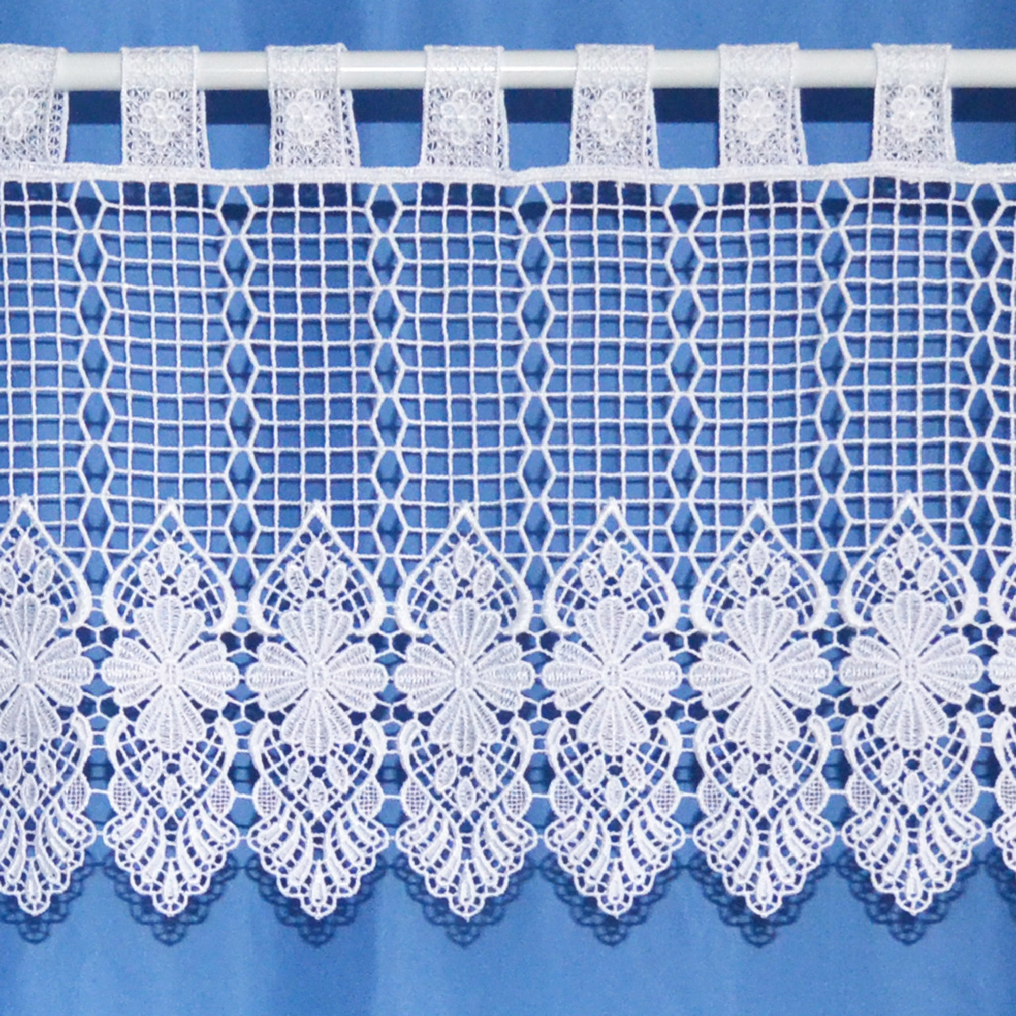 Macrame Cafe Lace Net Fabric