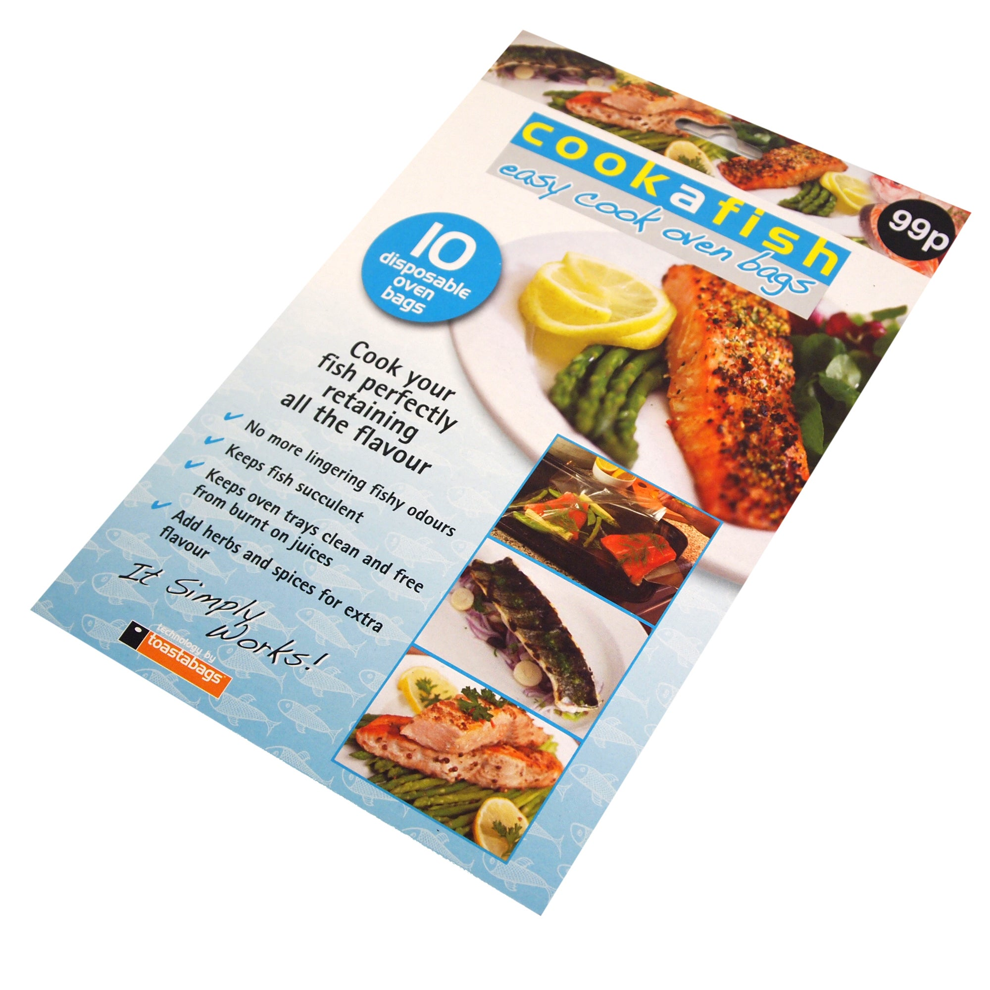 Cookafish Easy Cook Oven Bags