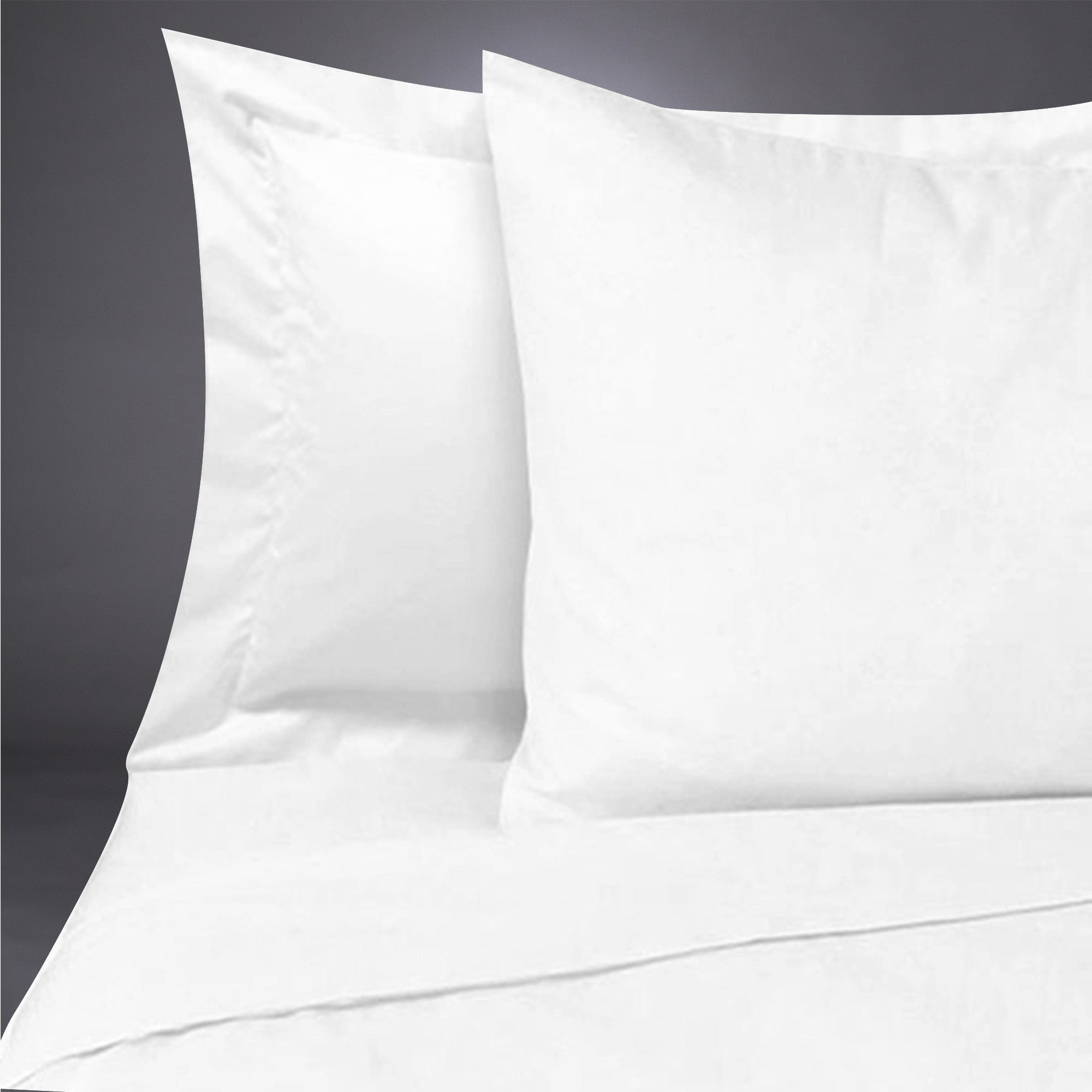 Value Essentials Plain Dye Collection Oxford Pillowcases
