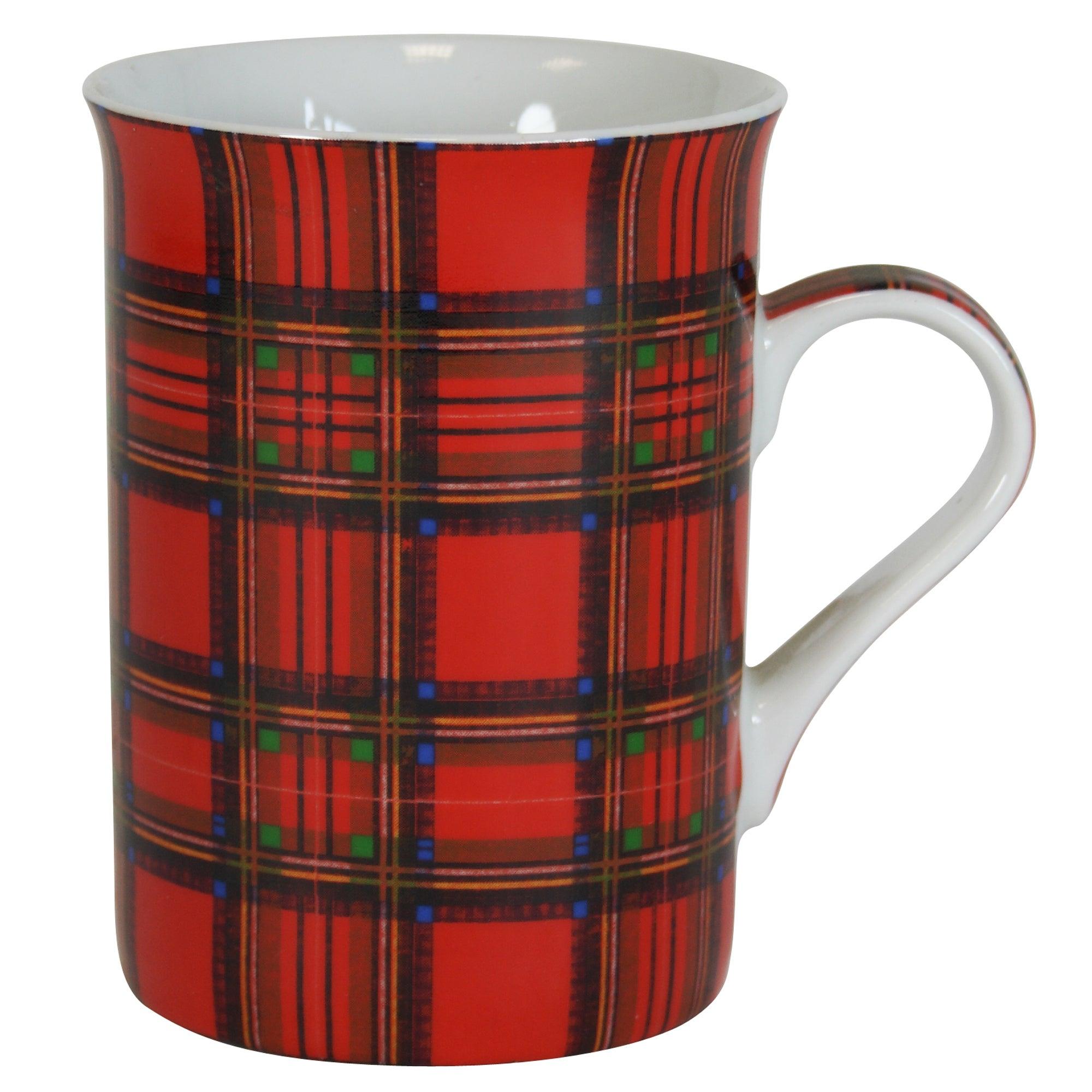 Scottish Collection Tartan Mug