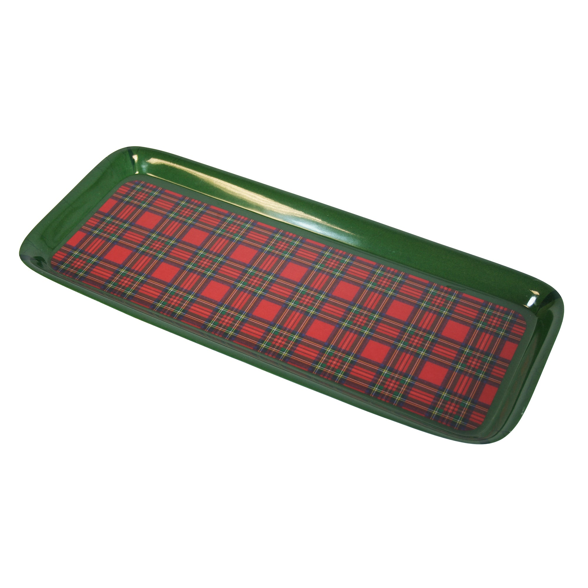 Scottish Tartan Collection Sandwich Tray