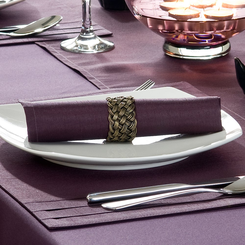 Purple Spectrum Collection Pack of 4 Napkins