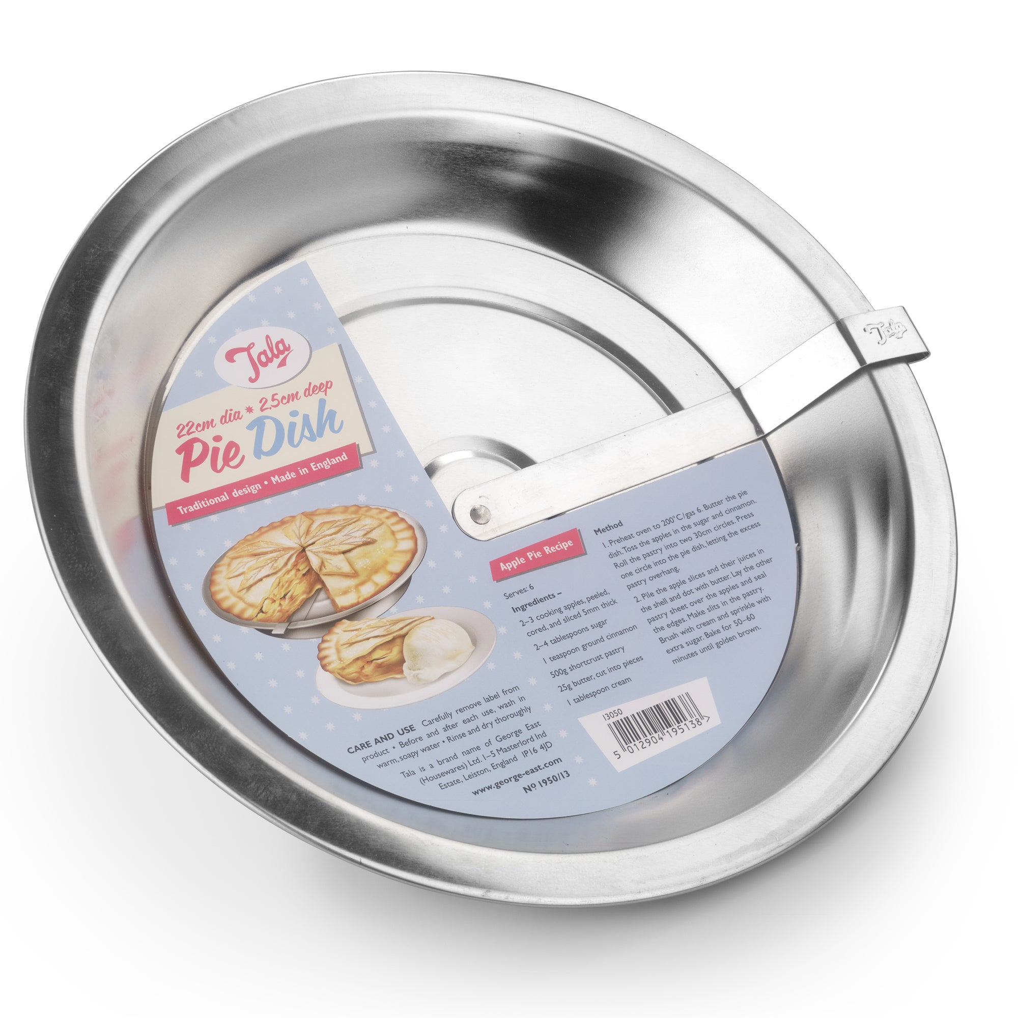 Tala Clean Cut Pie Pan