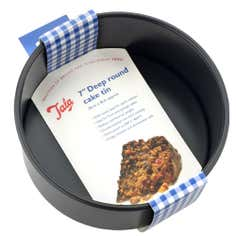 "Tala Non Stick 7"" Loose Based Deep Cake Pan"