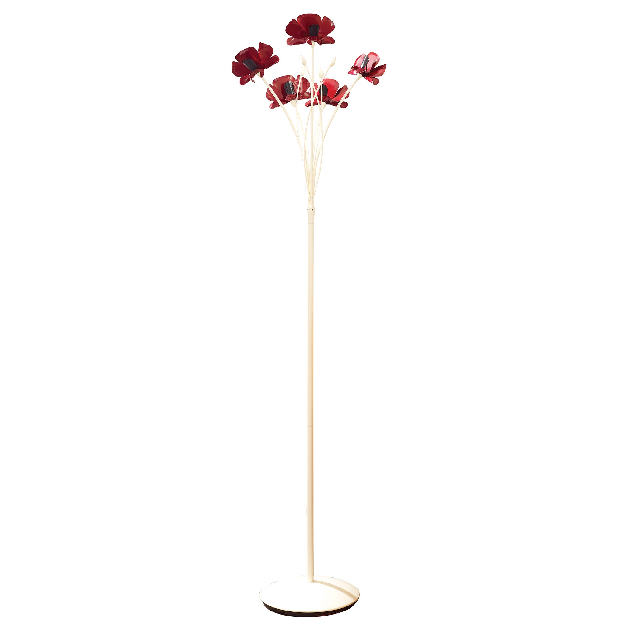 Poppy 5 Light Floor Lamp