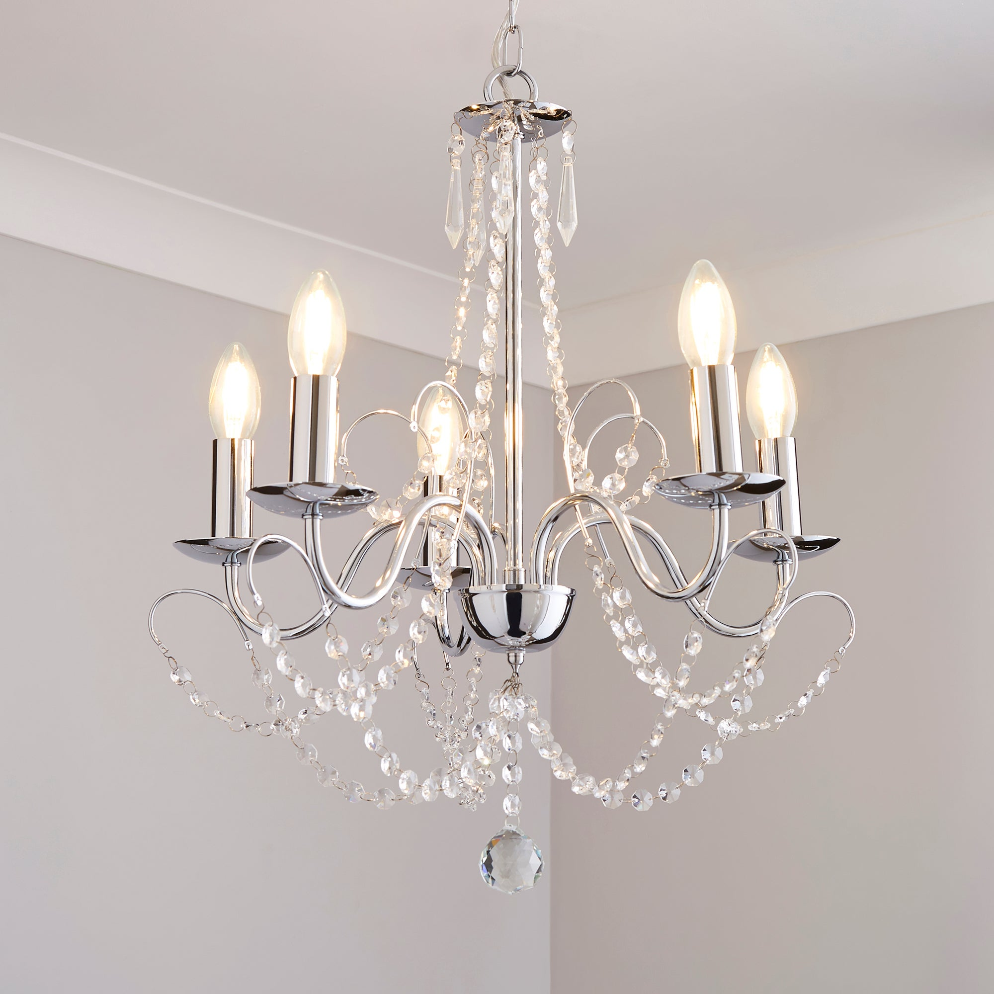 Gatsby 5 Light Fitting