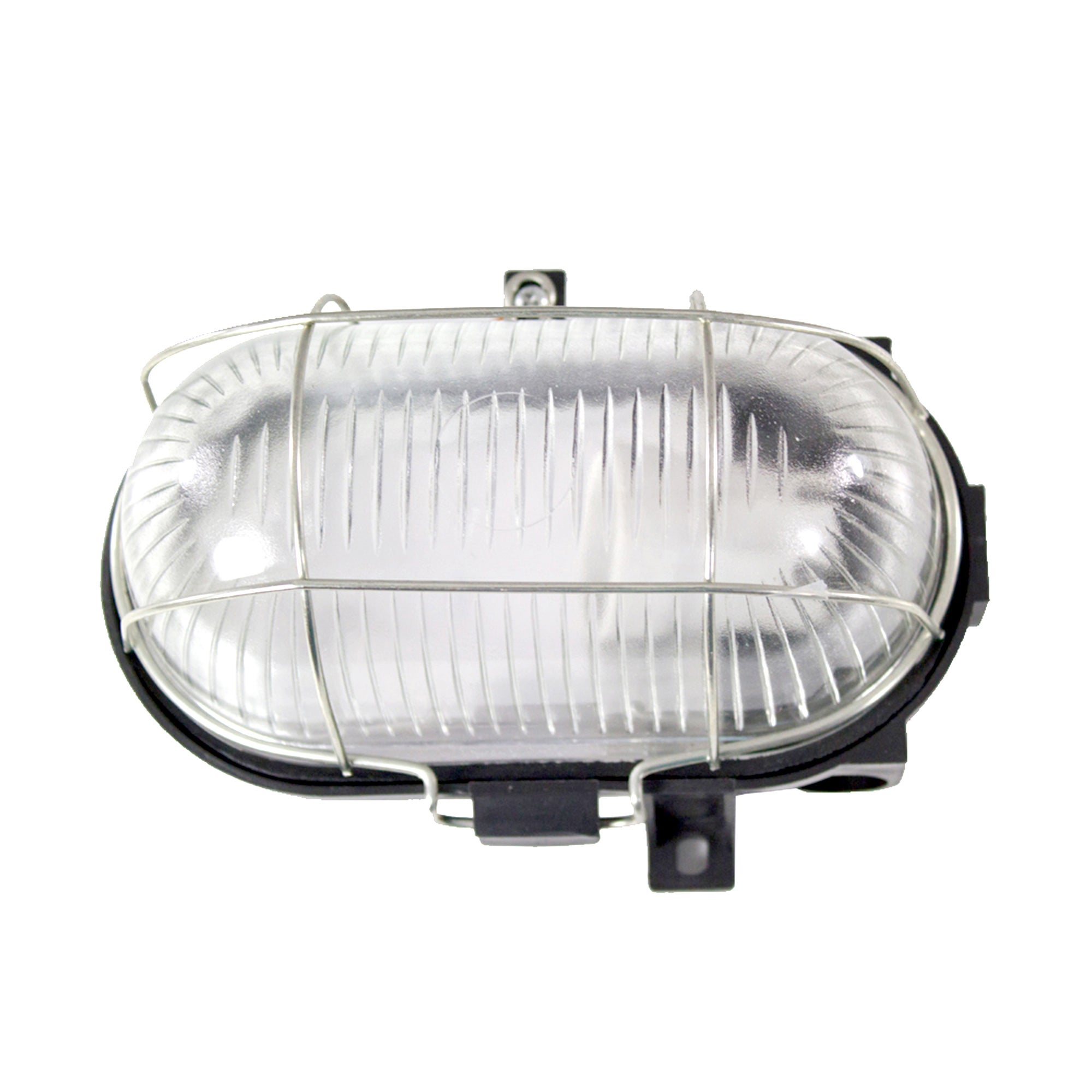Outdoor Oval Bulkhead Light