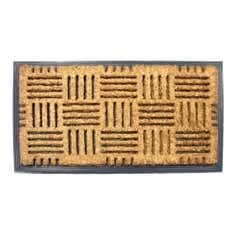 Crosshatch Doormat