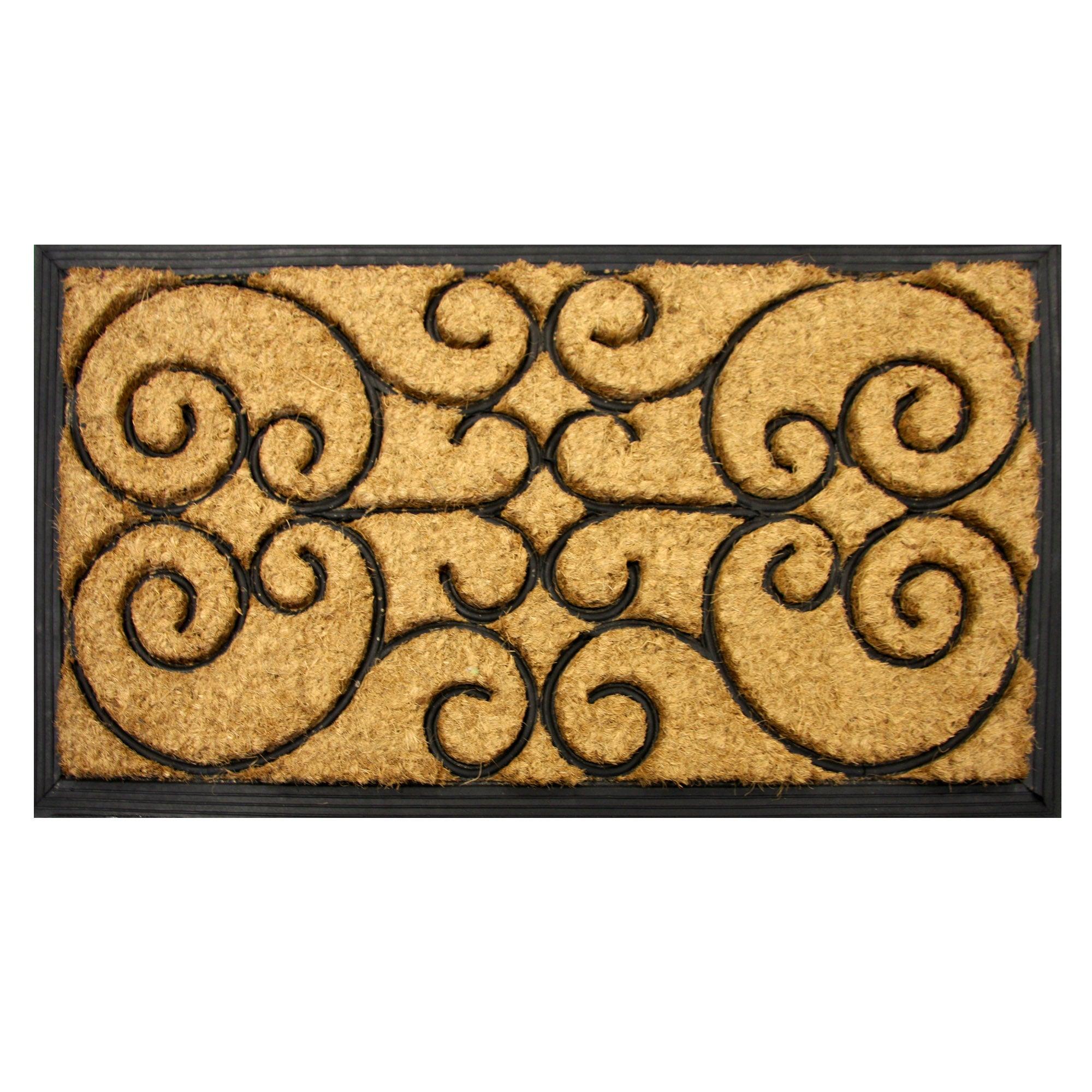 Scroll Hatch Doormat