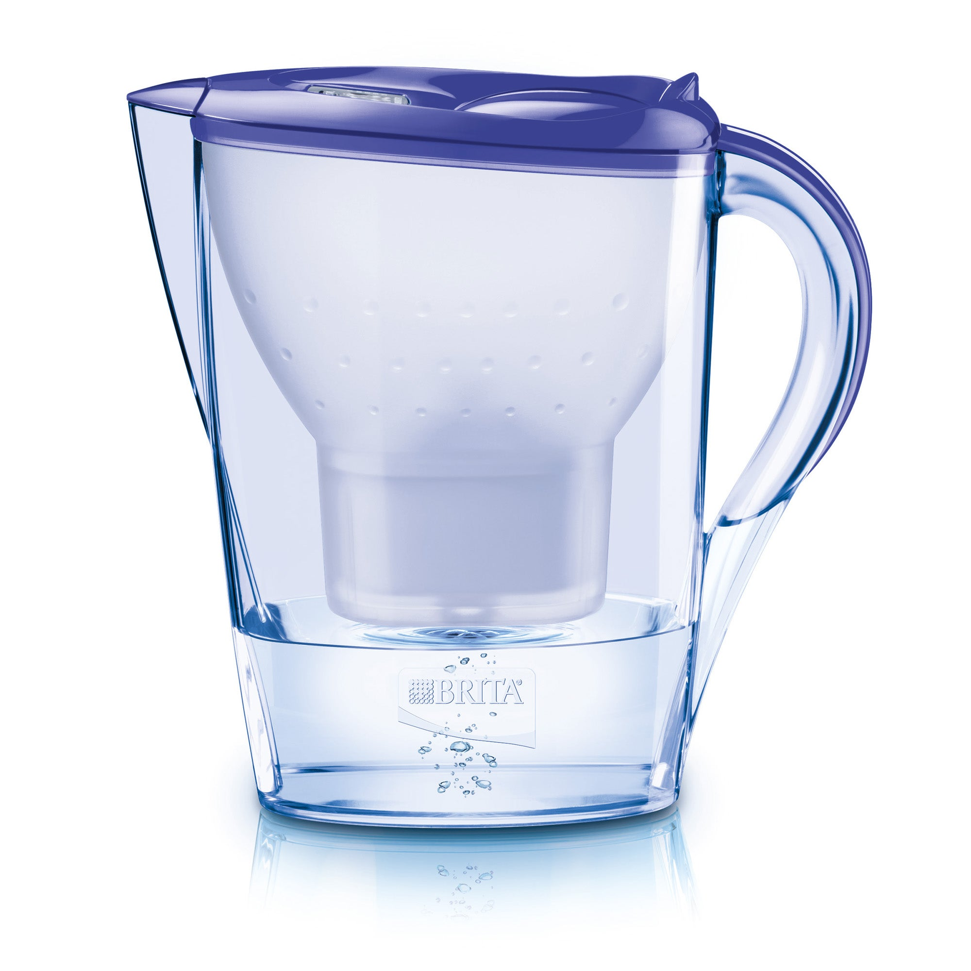 Lavender Brita Marella Cool Water Filter Jug