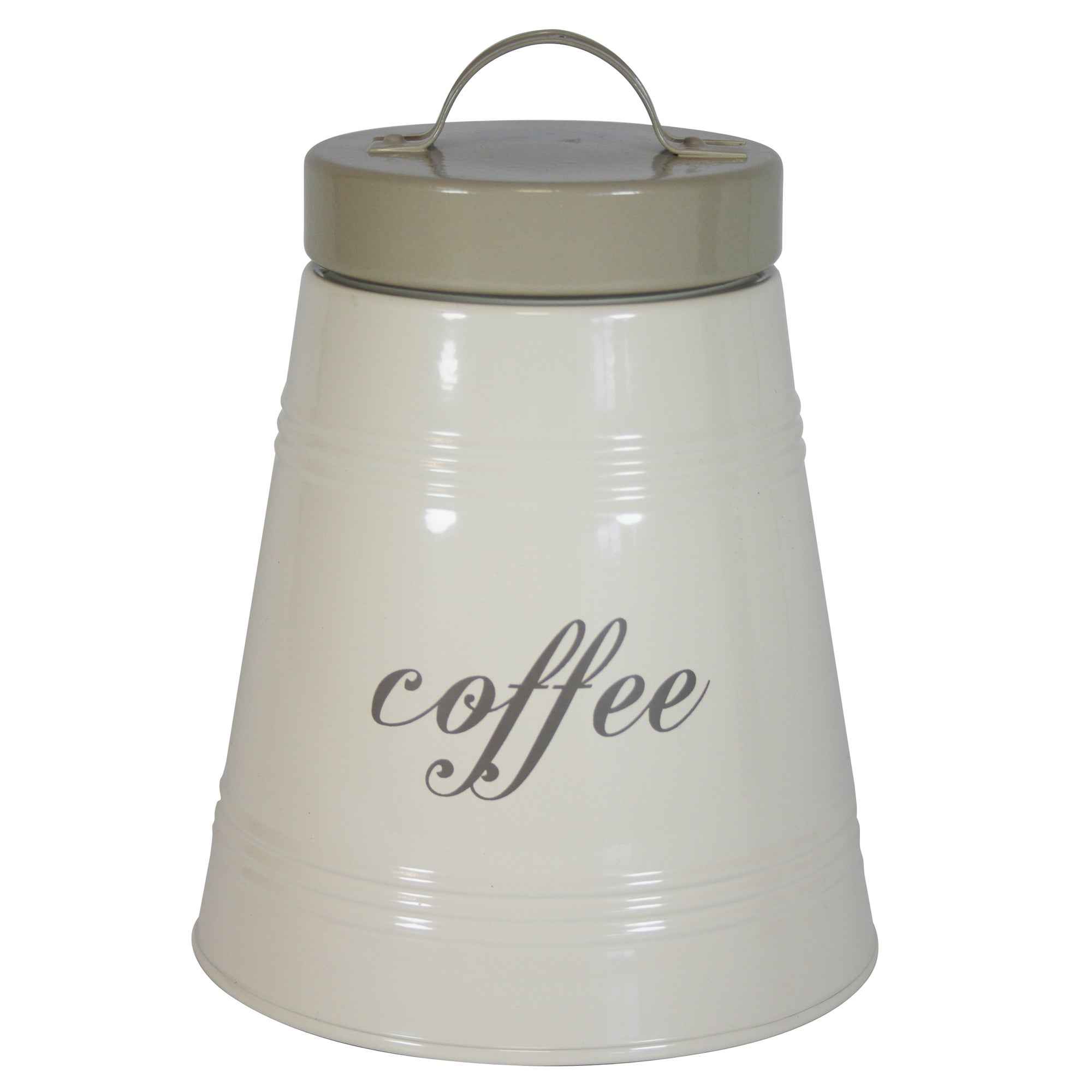 Farmhouse Collection Coffee Storage Canister