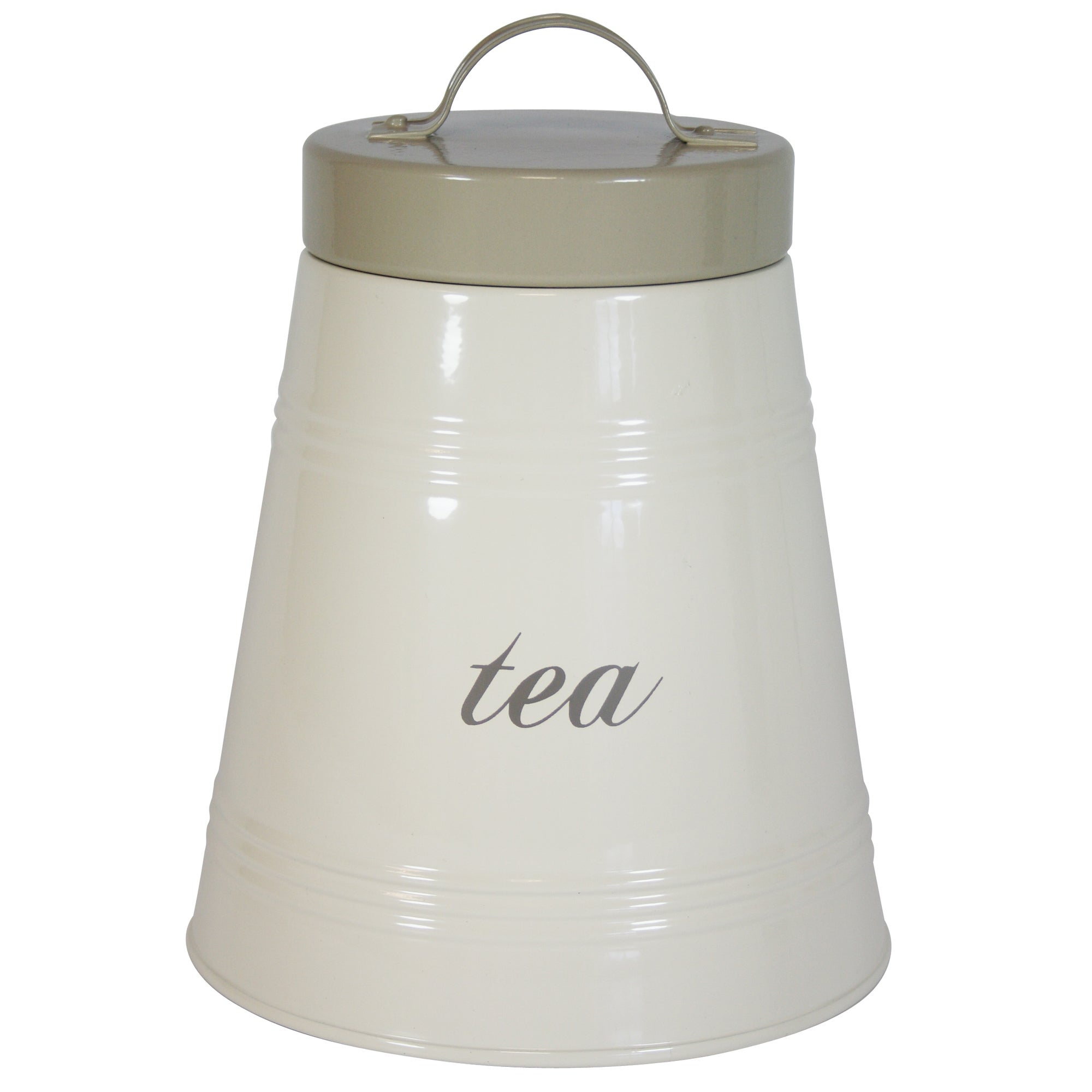 Farmhouse Collection Tea Storage Canister