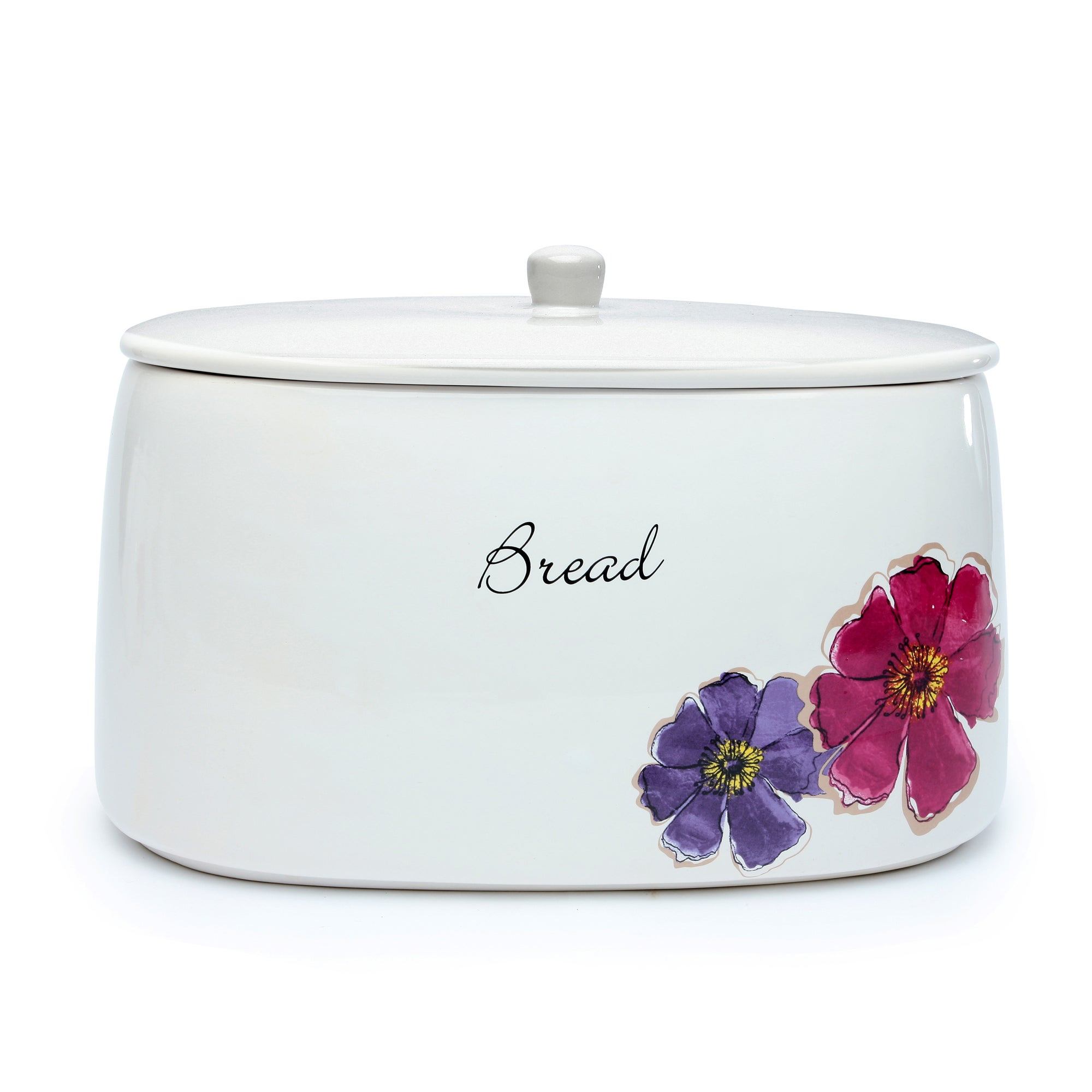 Mulberry Flower Collection Bread Bin